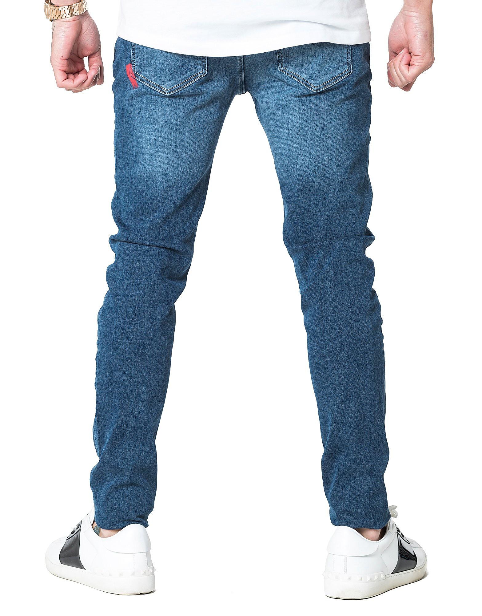 11 Degrees Plain Skinny Jeans Heren