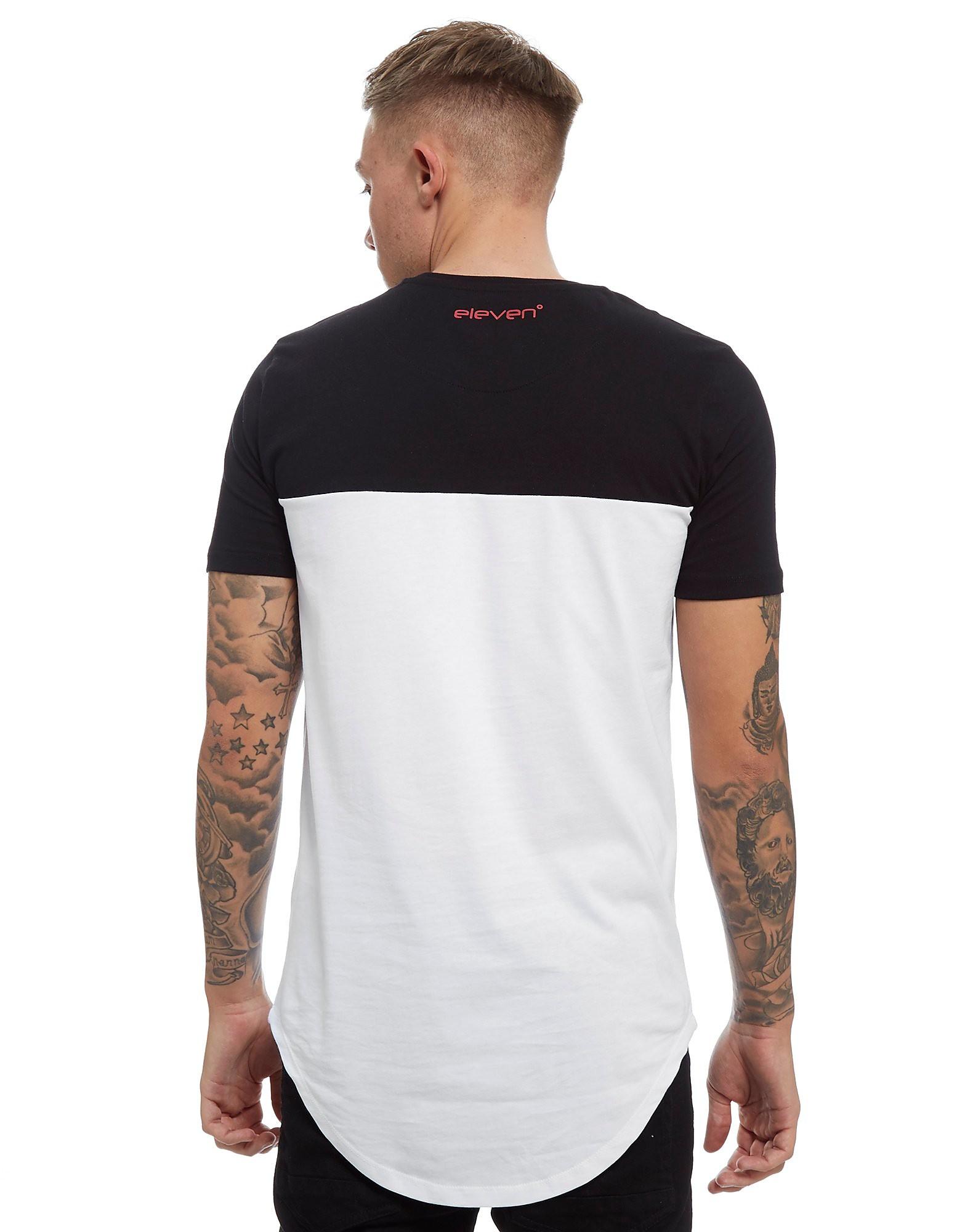 11 Degrees Reflect Logo T-Shirt
