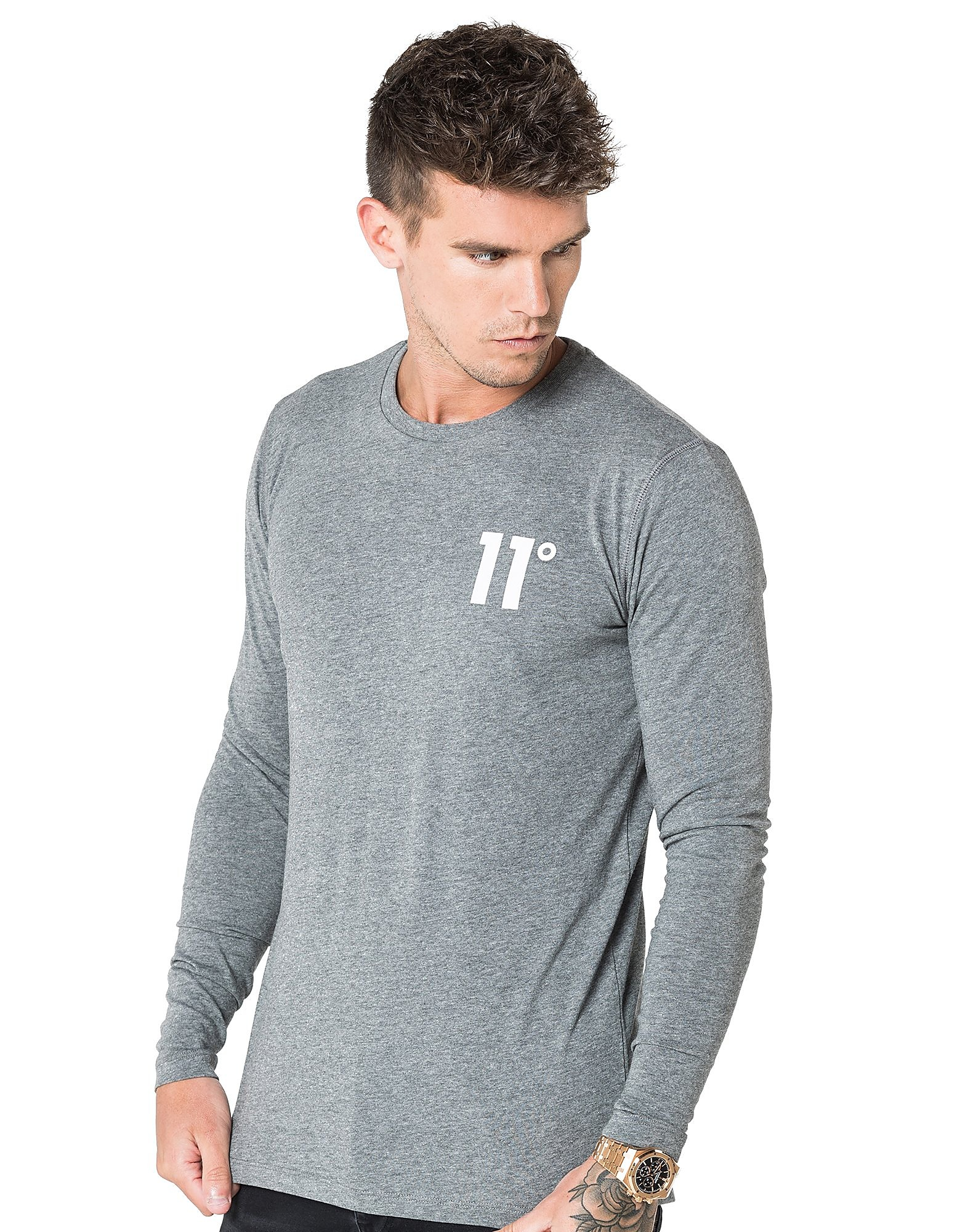 11 Degrees Core Long Sleeve T-Shirt