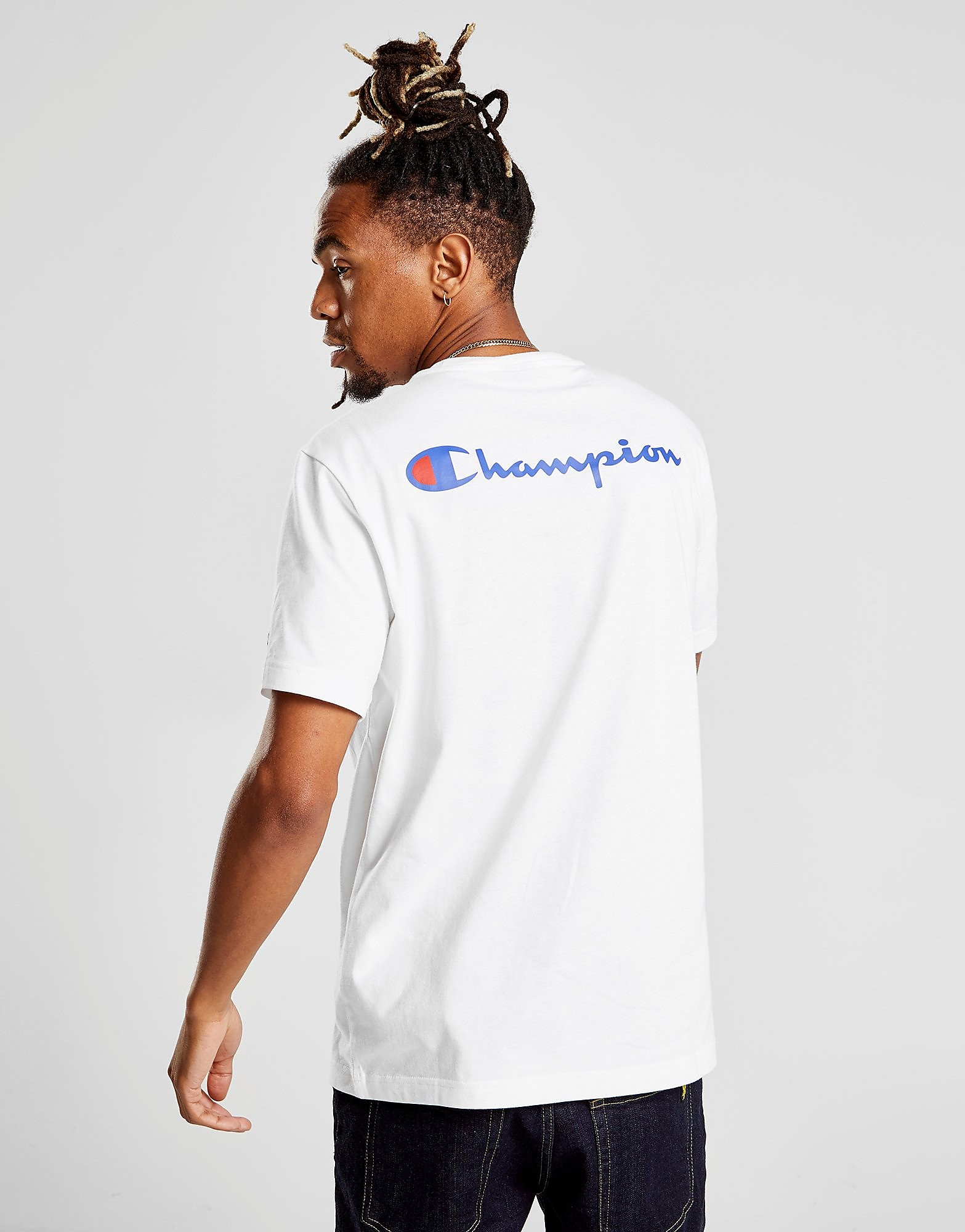 Champion Back Logo T-Shirt