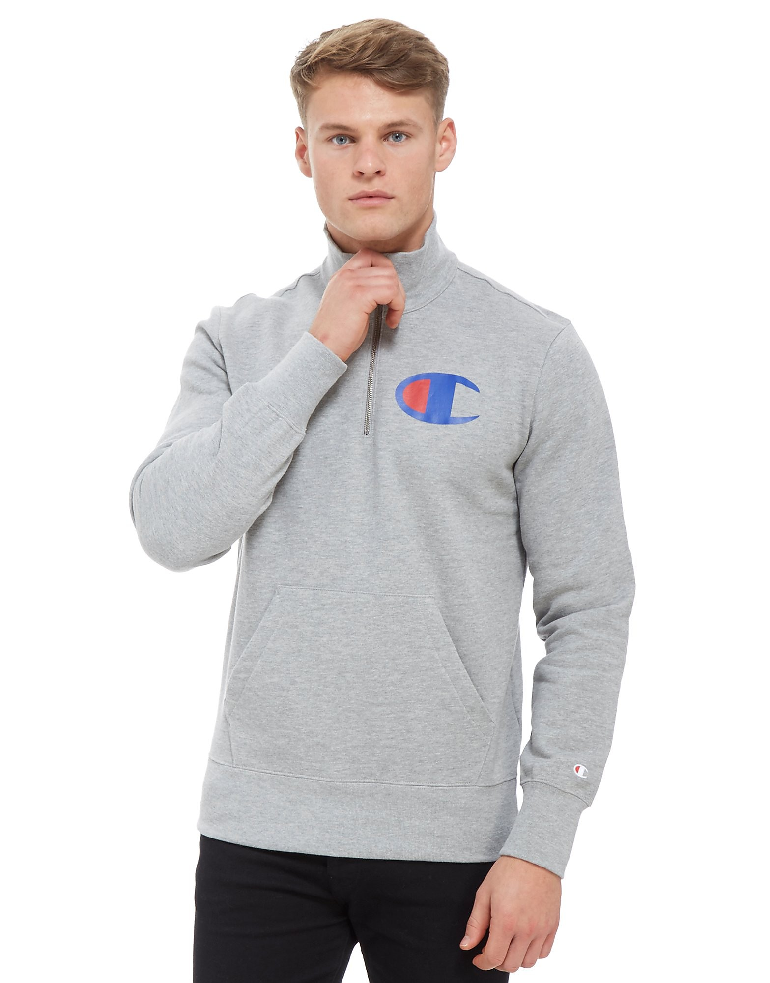 Champion camiseta 1/4 Zip