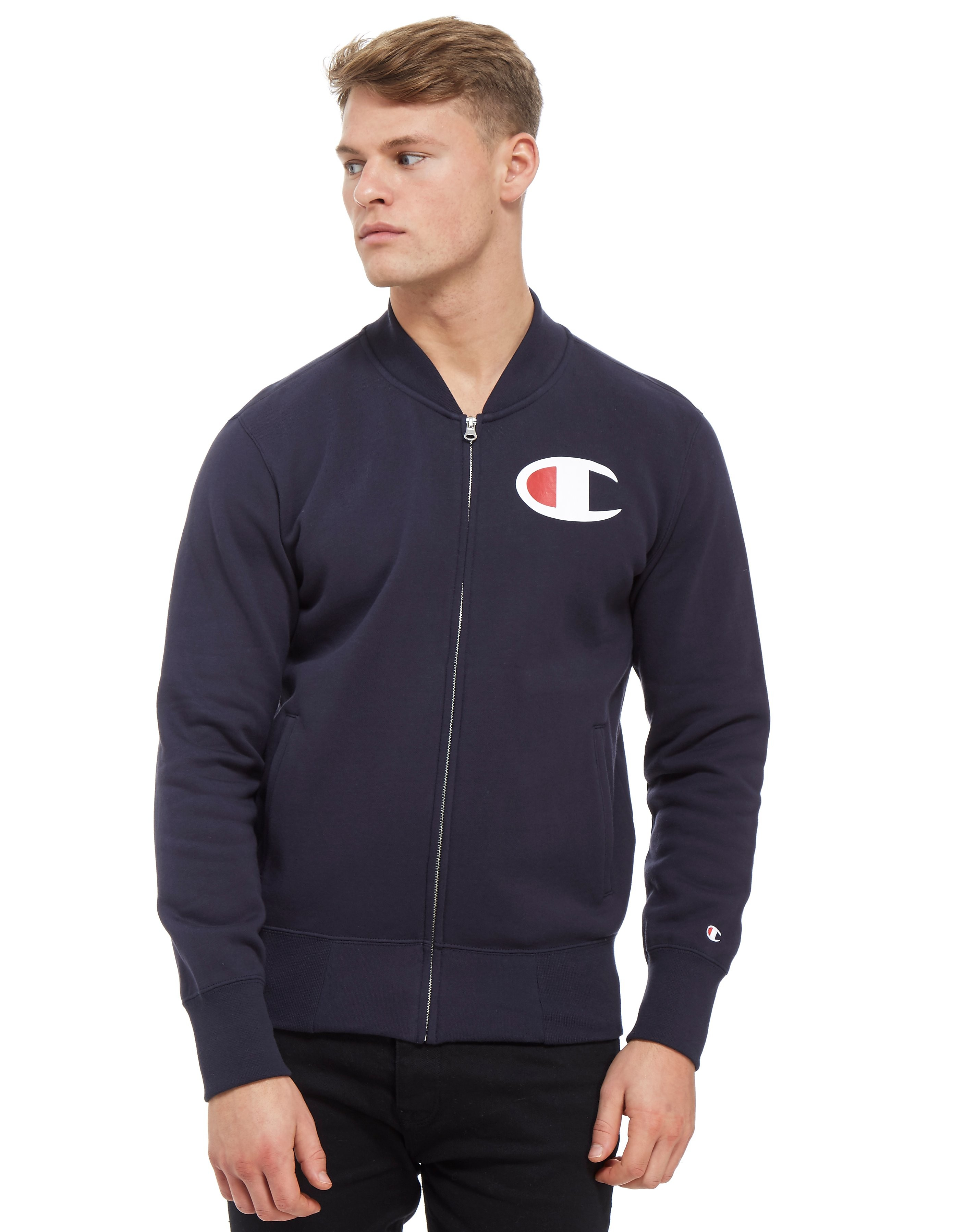 Champion chaqueta Fleece Bomber