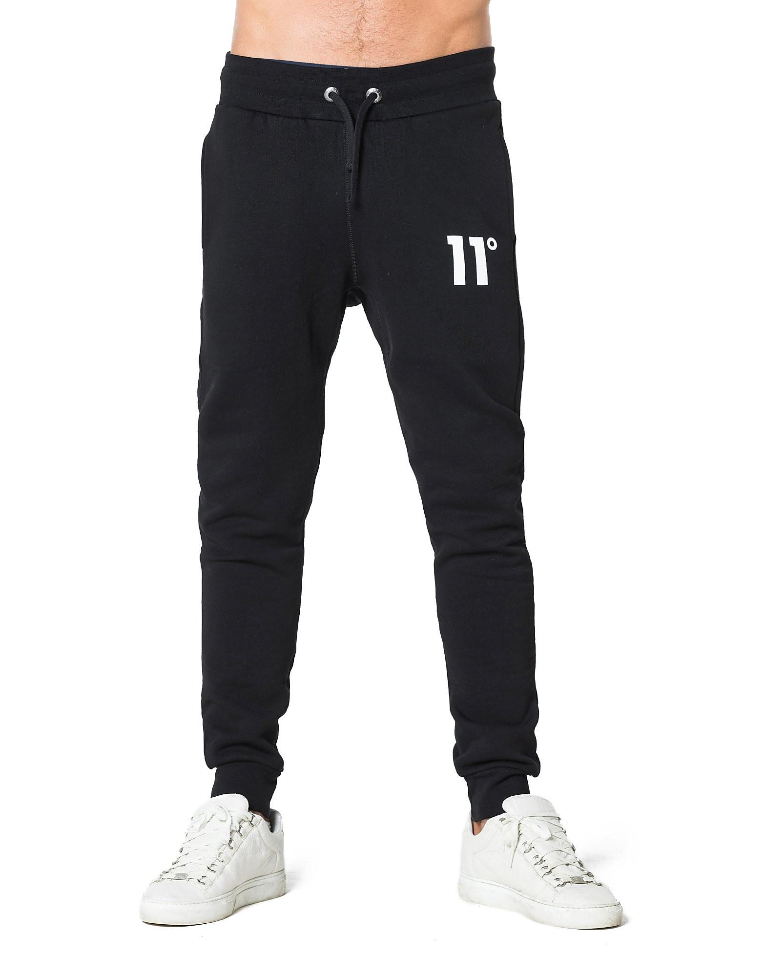 11 Degrees Core Fleece Pants - Zwart - Heren