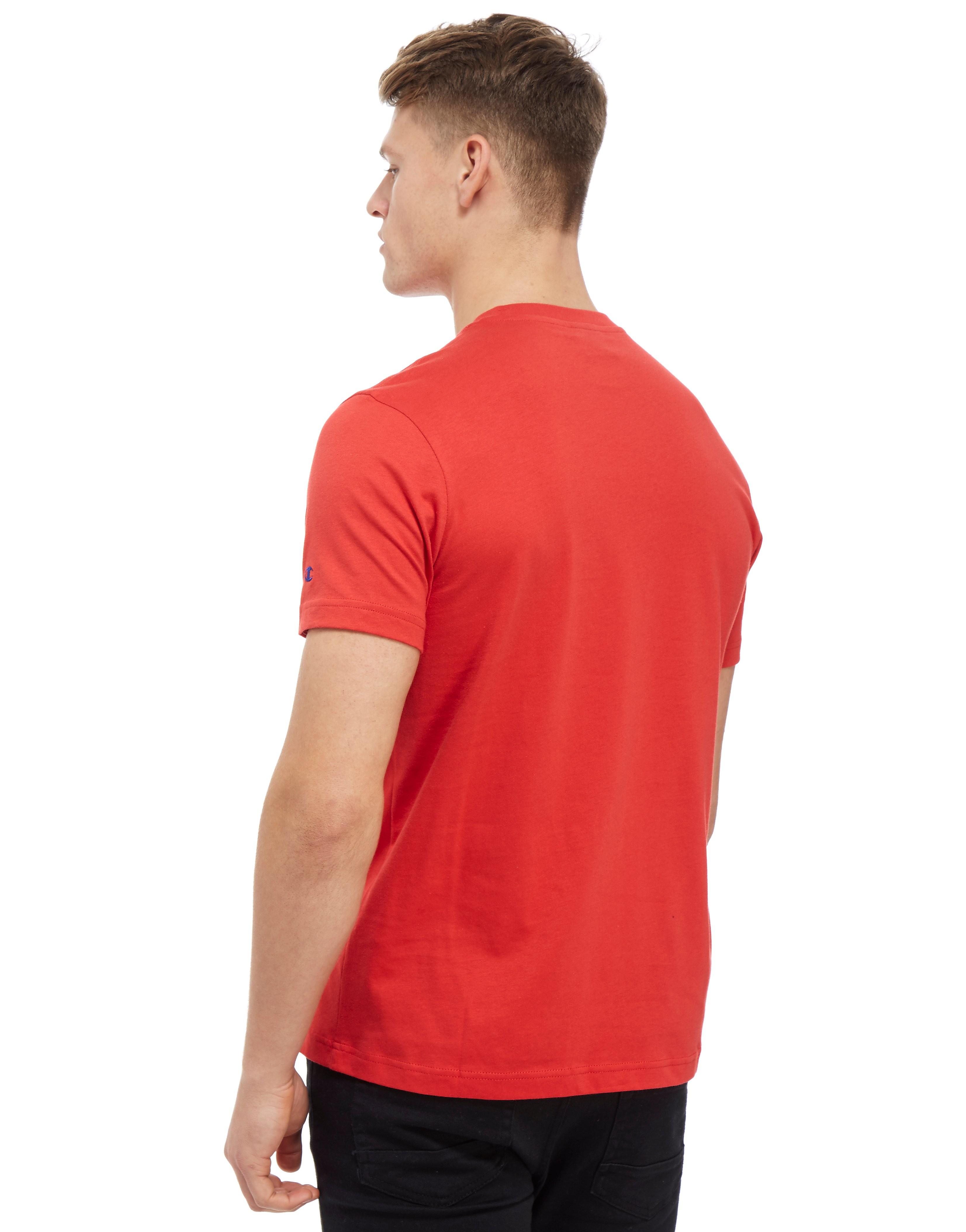 Champion Core Script T-Shirt Homme