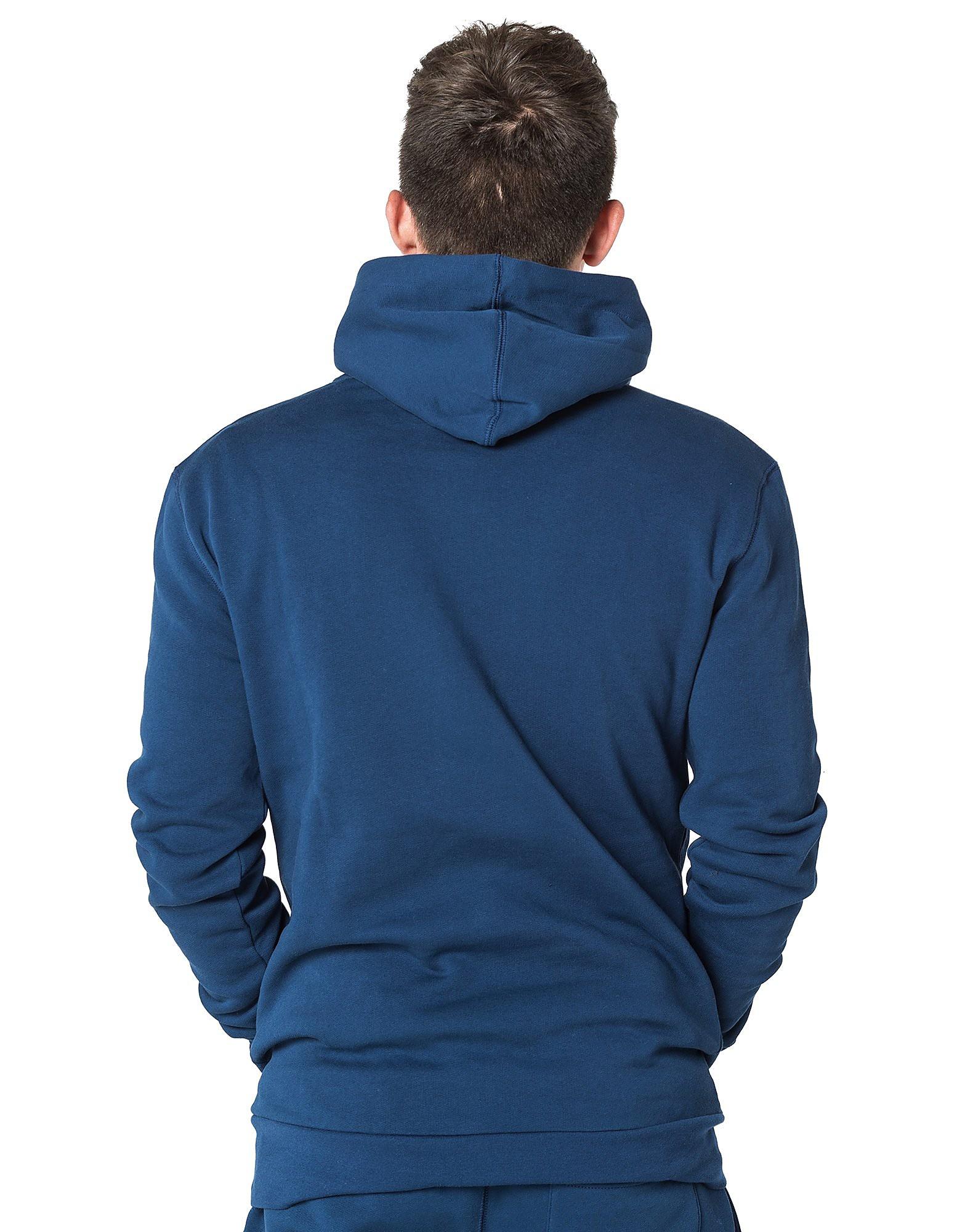 11 Degrees Core Fleece Overhead Hoodie