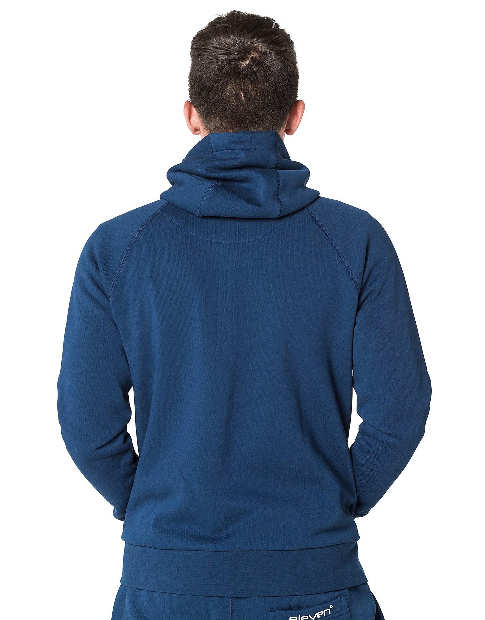 11 Degrees Core Fleece Zip Through Hoodie
