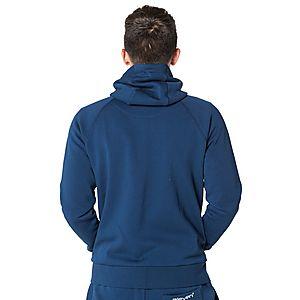 26cd41e58185 ... 11 Degrees Core Fleece Zip Through Hoodie