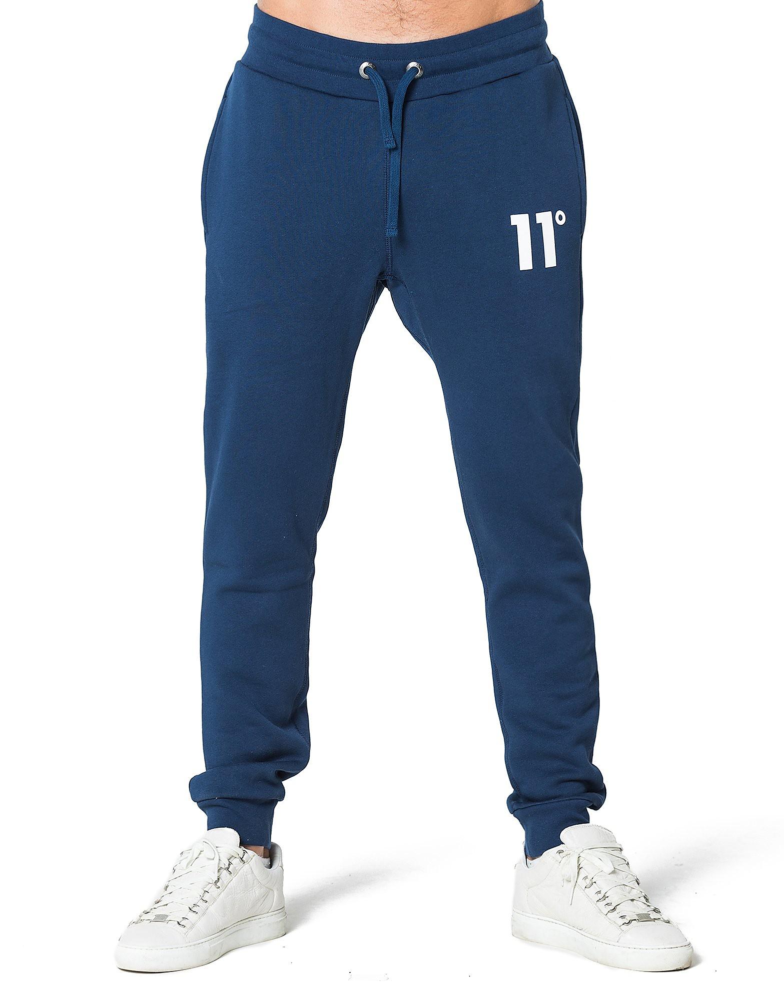 11 Degrees Core Fleece Pants - Blauw - Heren