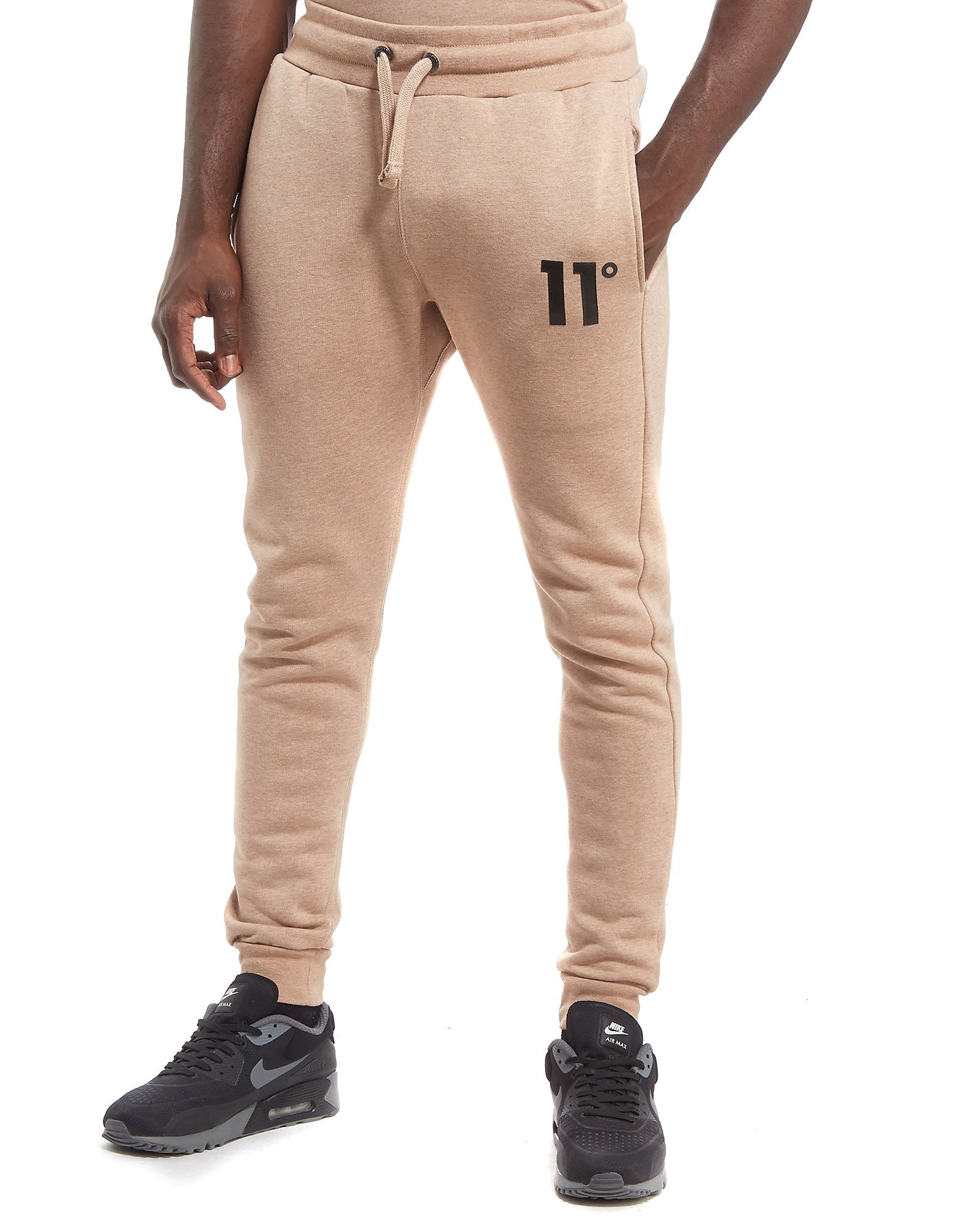 Image de 11 Degrees Joggers Core Homme - Tan, Tan
