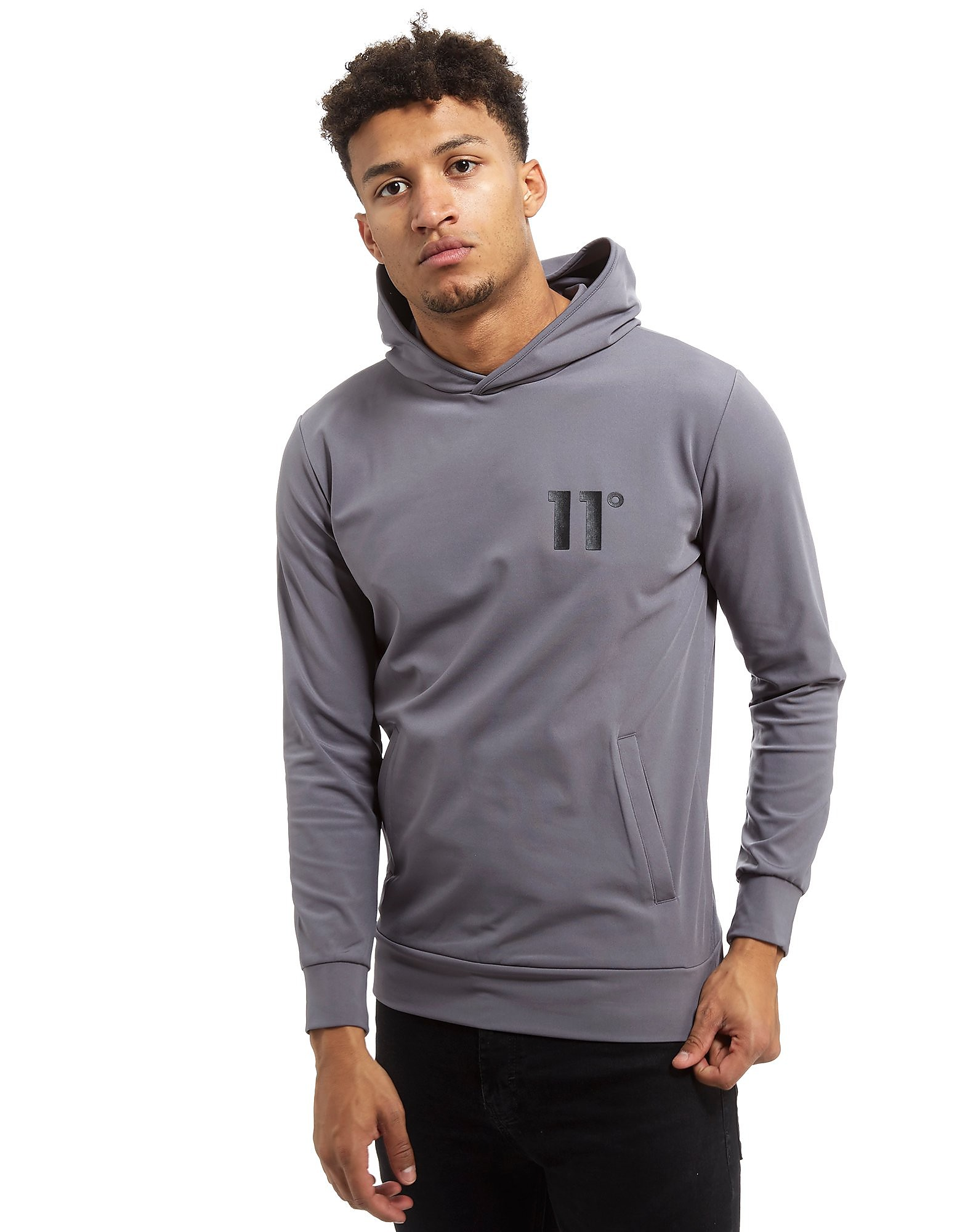 11 Degrees Core Poly Hoodie