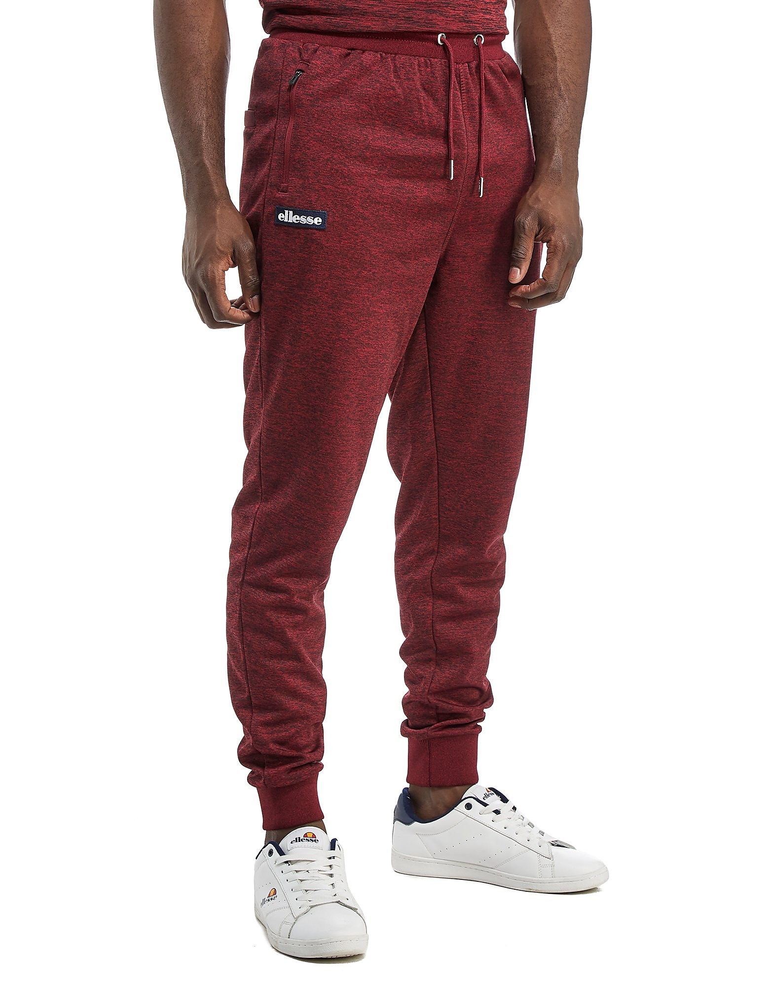 Ellesse Giardello Pants - Deep Red, Deep Red