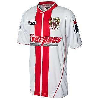 Fila Stevenage 2013/14 Home Shirt Junior