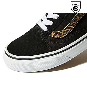 womans all black vans