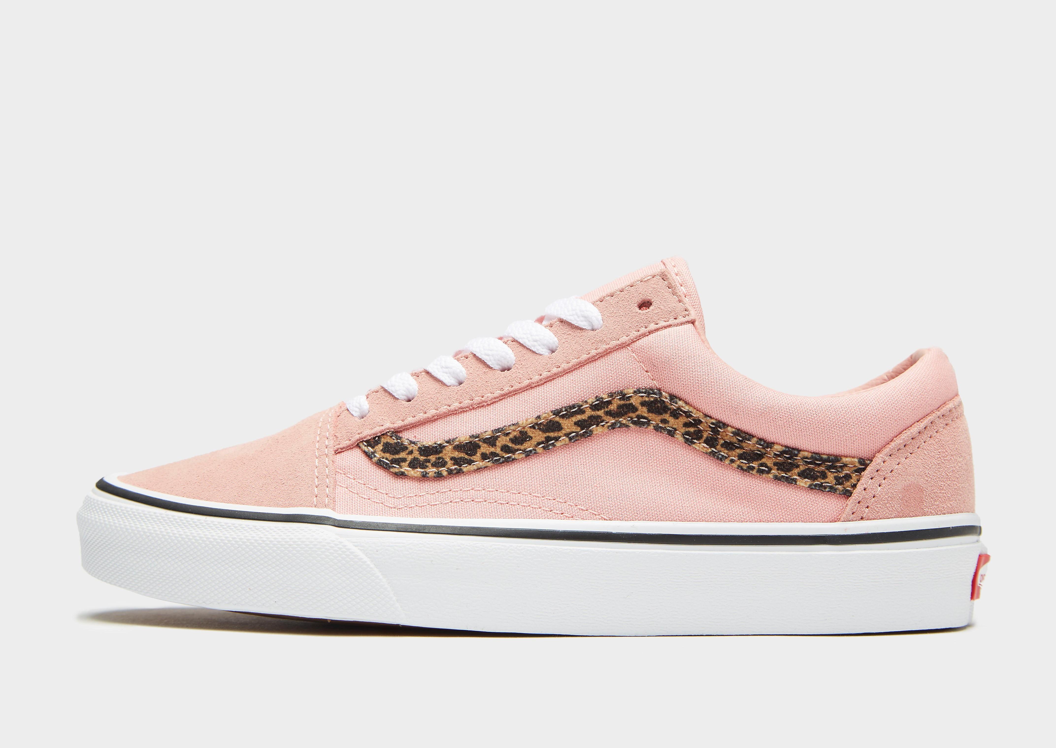 Precios de zapatillas casual JD Sports Vans rosas baratos