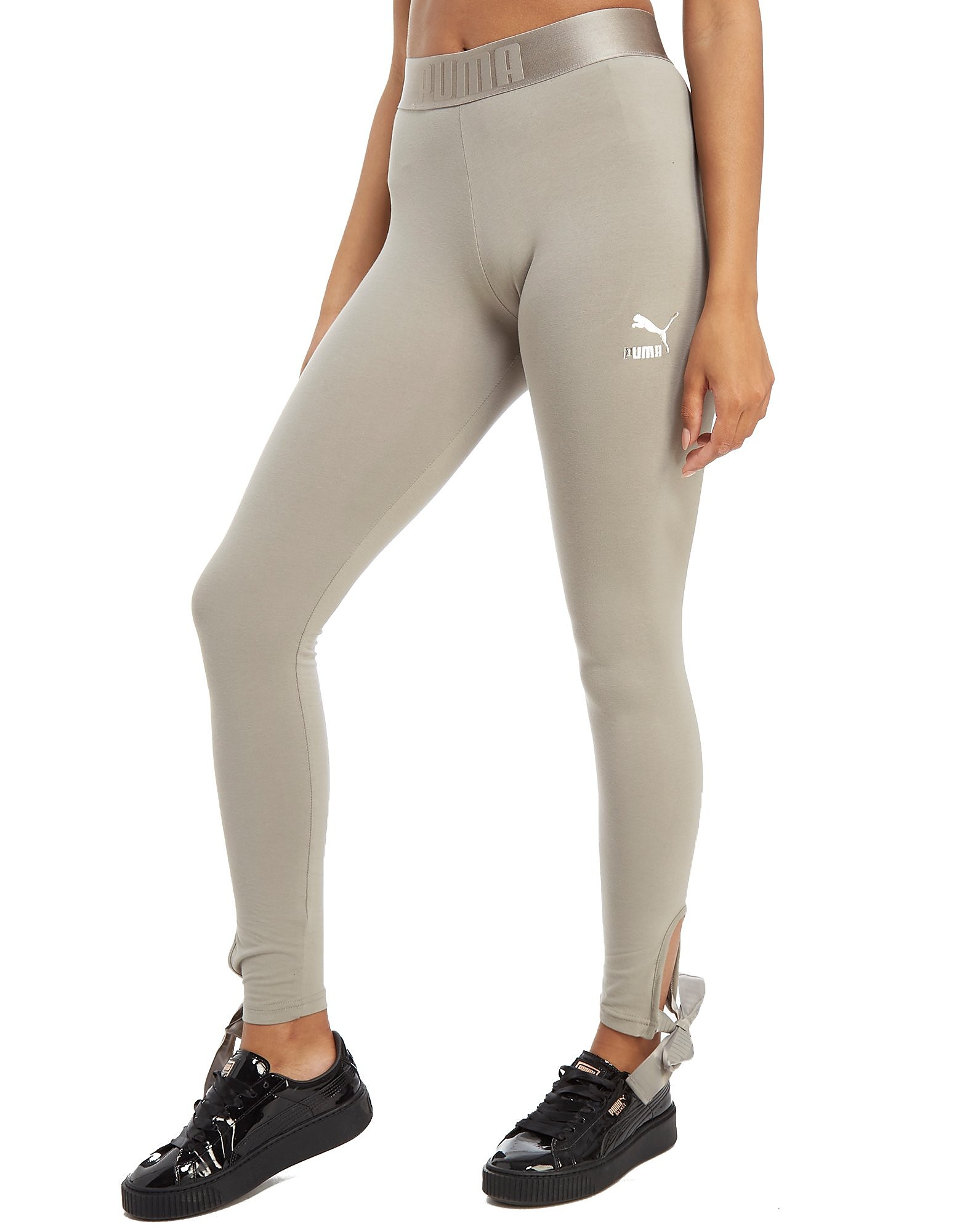 PUMA Bow Leggings Dames