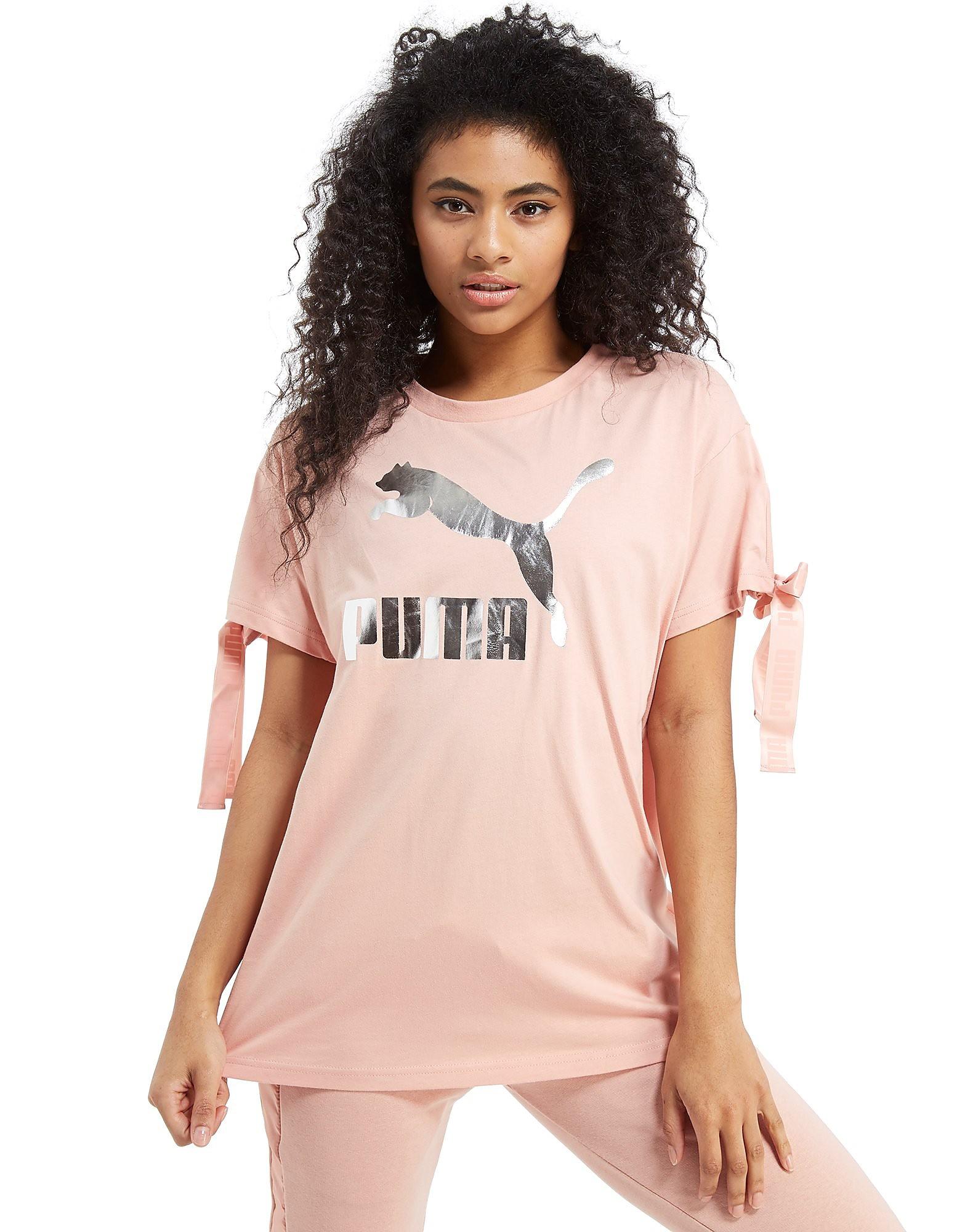PUMA Bow Boyfriend T-Shirt