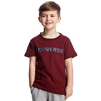 Converse Logo T-Shirt Children