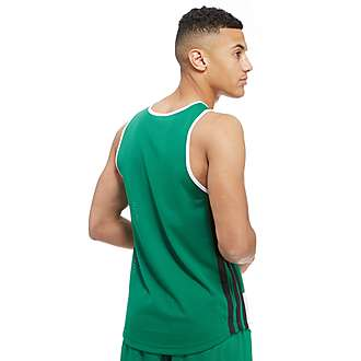 adidas Summer Run Boston Celtics Vest