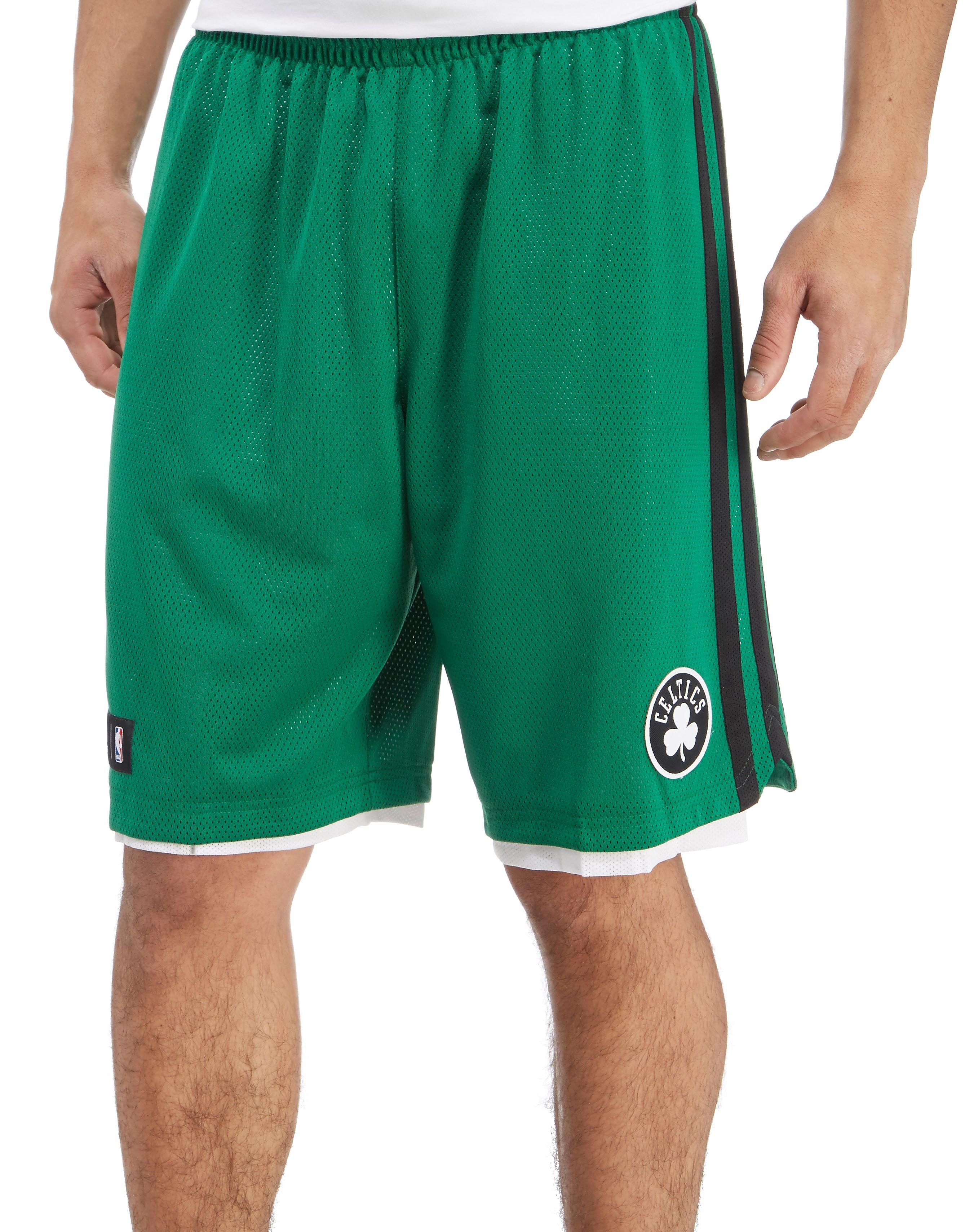 adidas Summer Run Boston Celtics Shorts