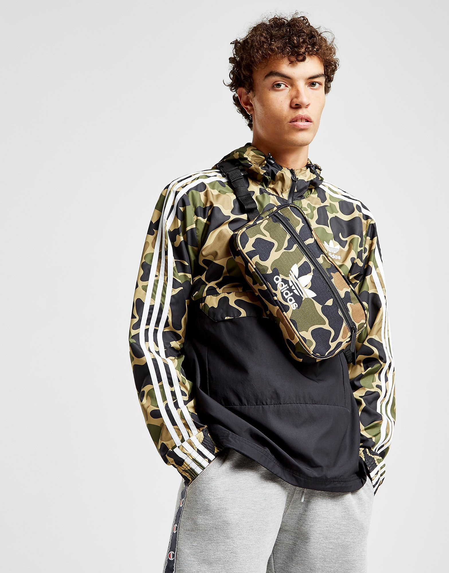 adidas Originals Camouflage Waist Bag