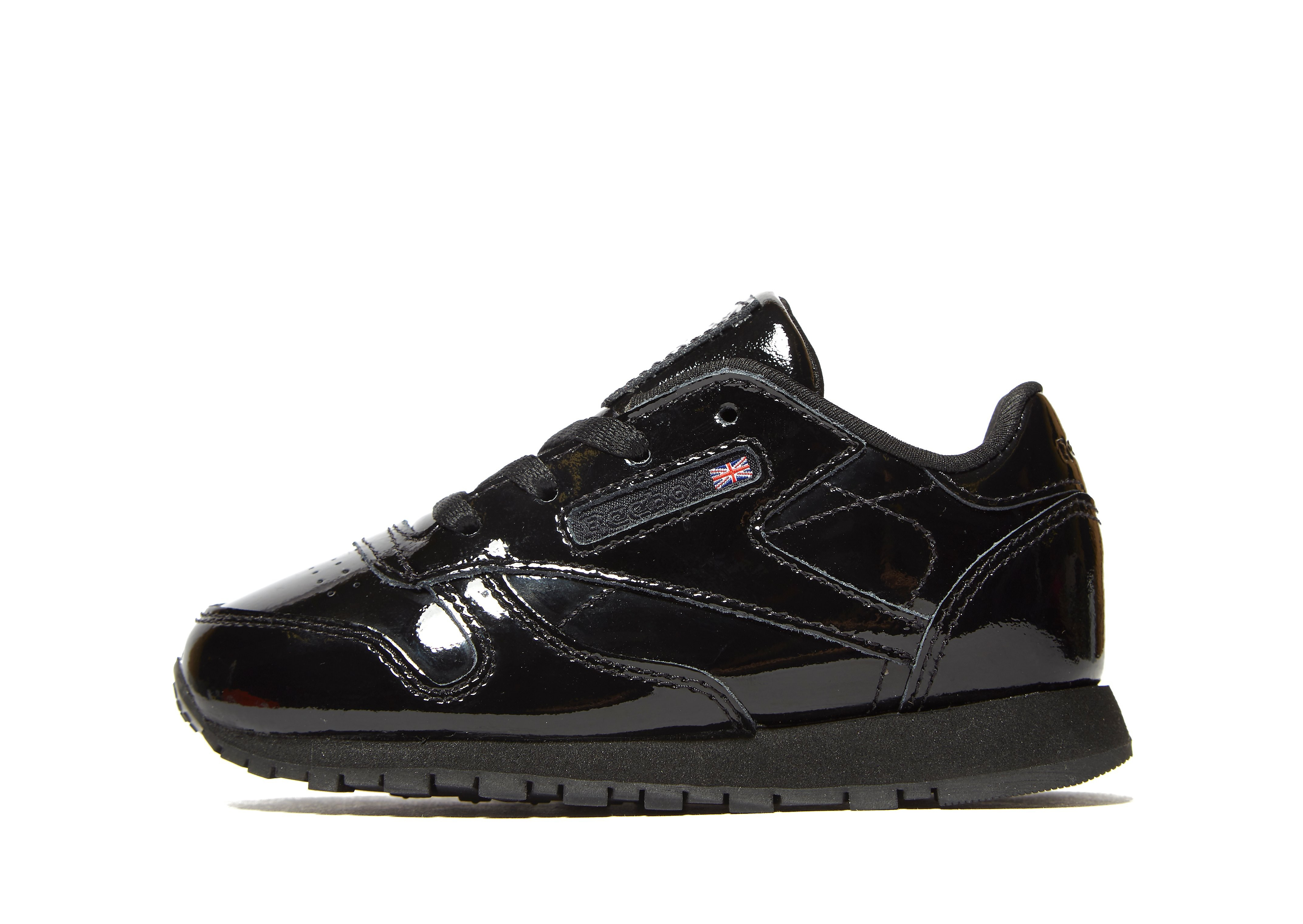 Reebok Classic Leather Patent Infant