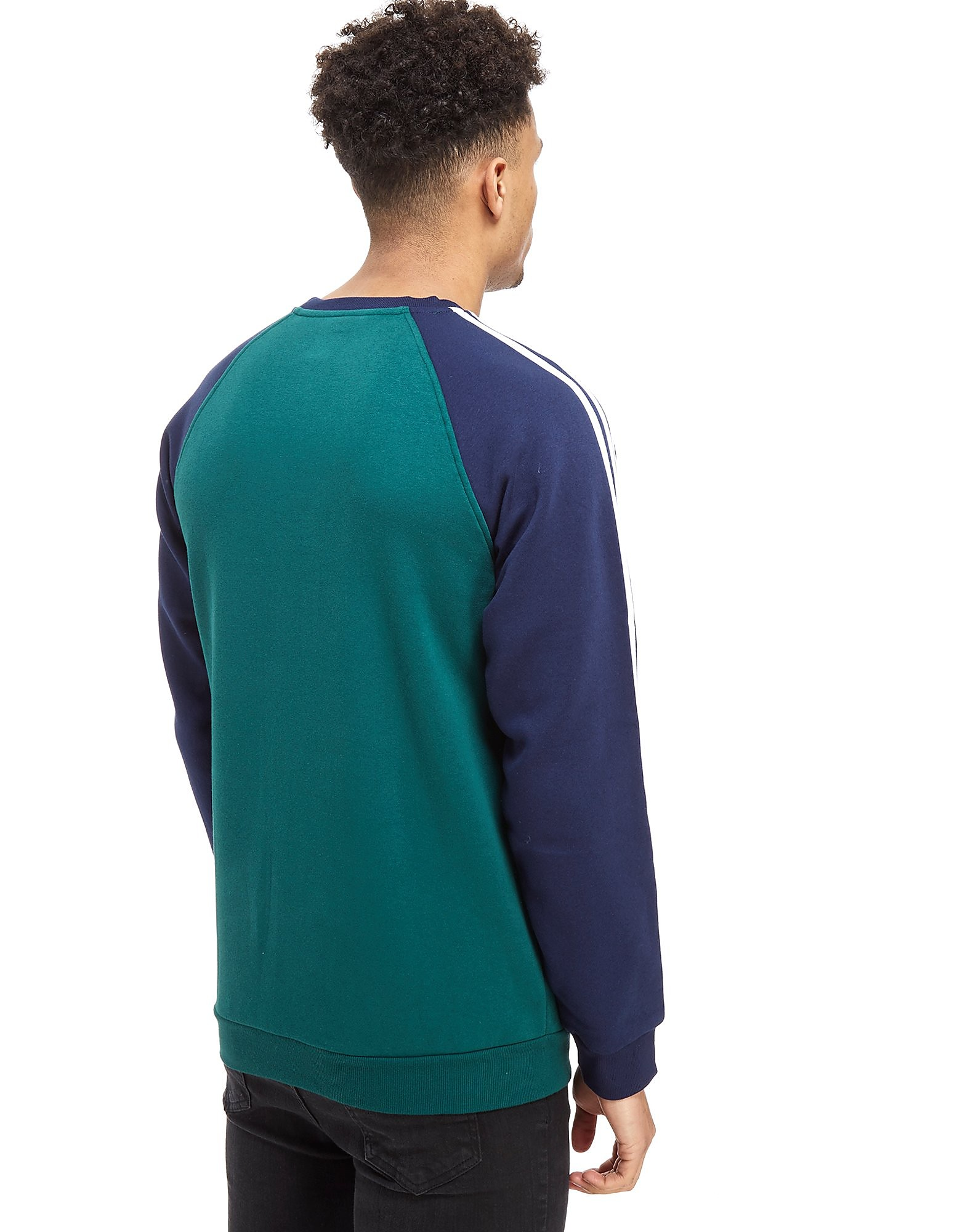 adidas Originals Skateboarding Raglan Crew Sweatshirt