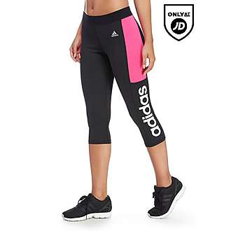 adidas Sports Essentials Linear Capris