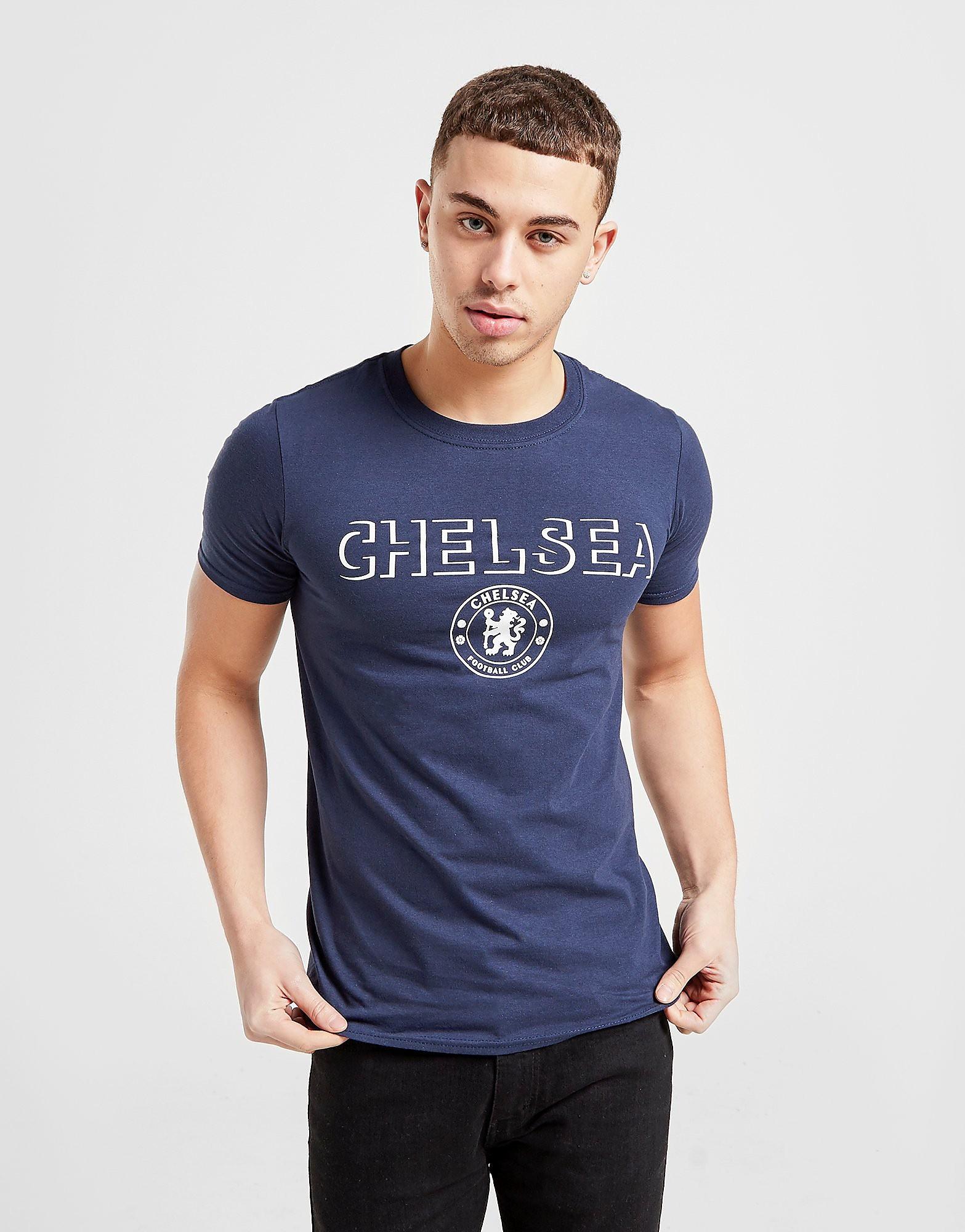 Source Lab Chelsea FC Badge T-Shirt