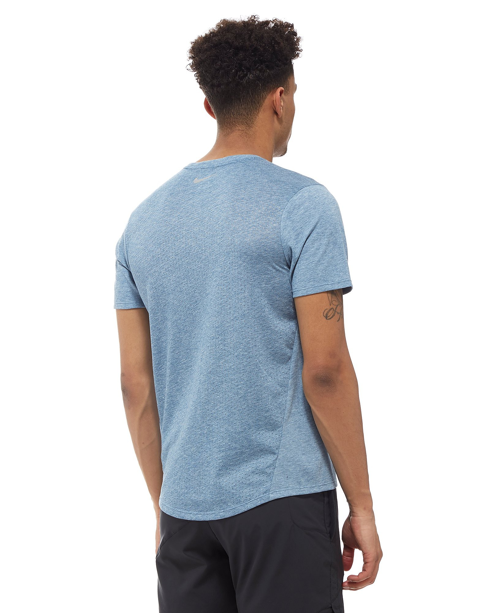 Nike Breathe Tailwind Short Sleeve Running Top