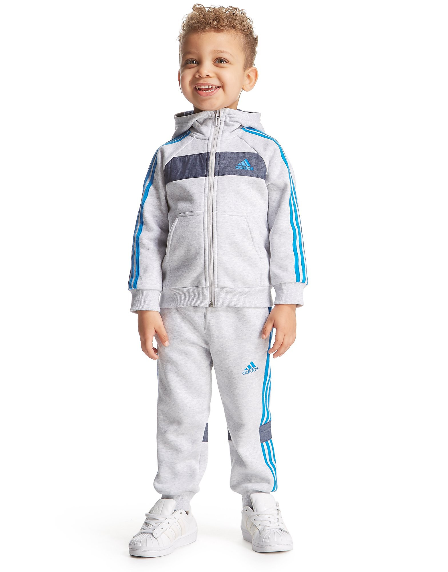 adidas Linear Sport Suit Infant