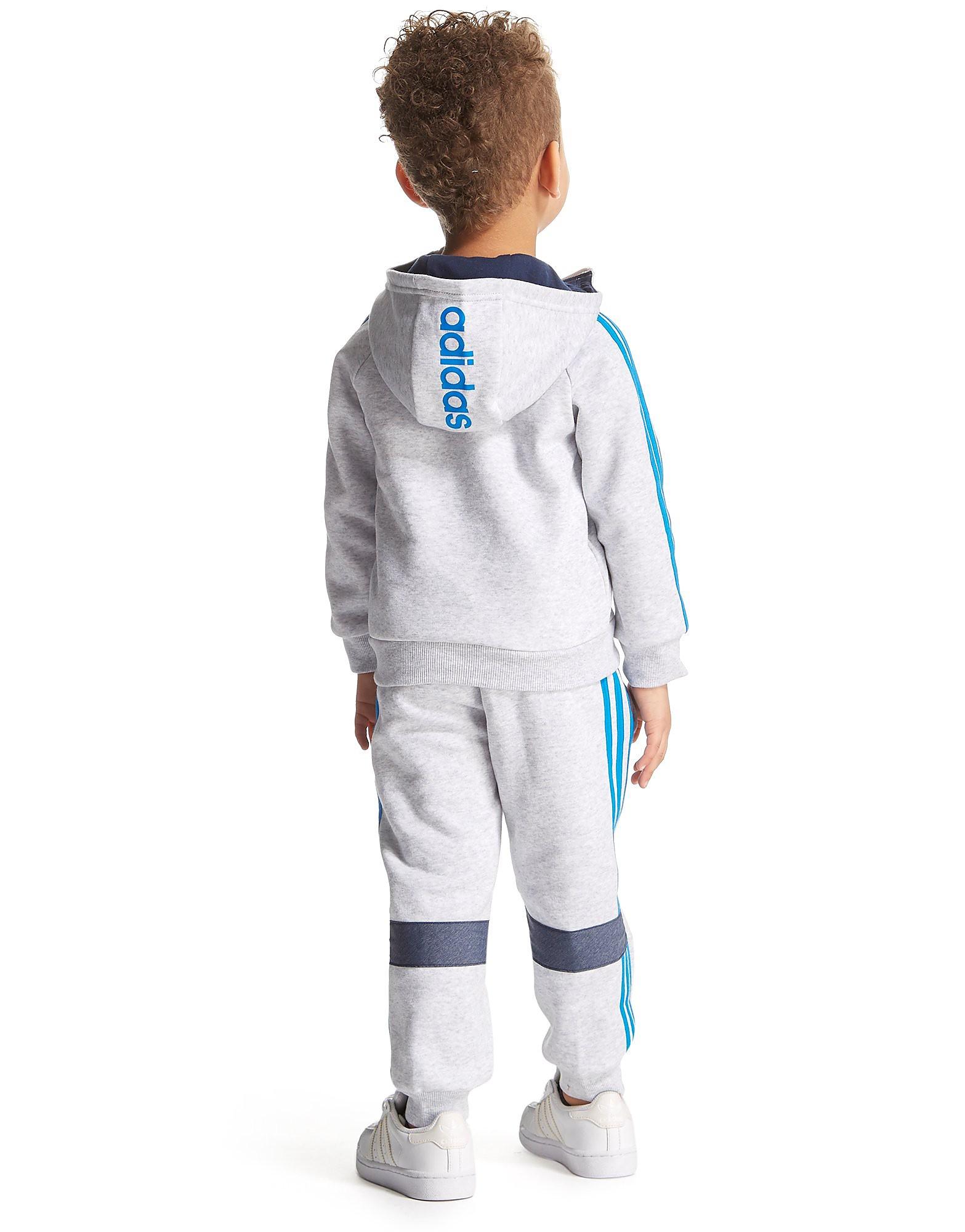 adidas Linear Sport Suit Infant