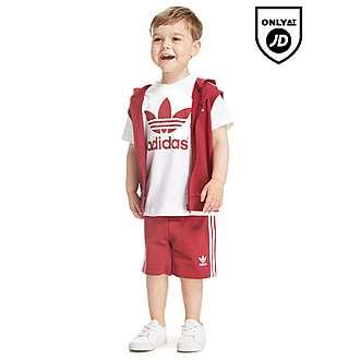 adidas Originals 3 Piece Sleeveless Set Infant