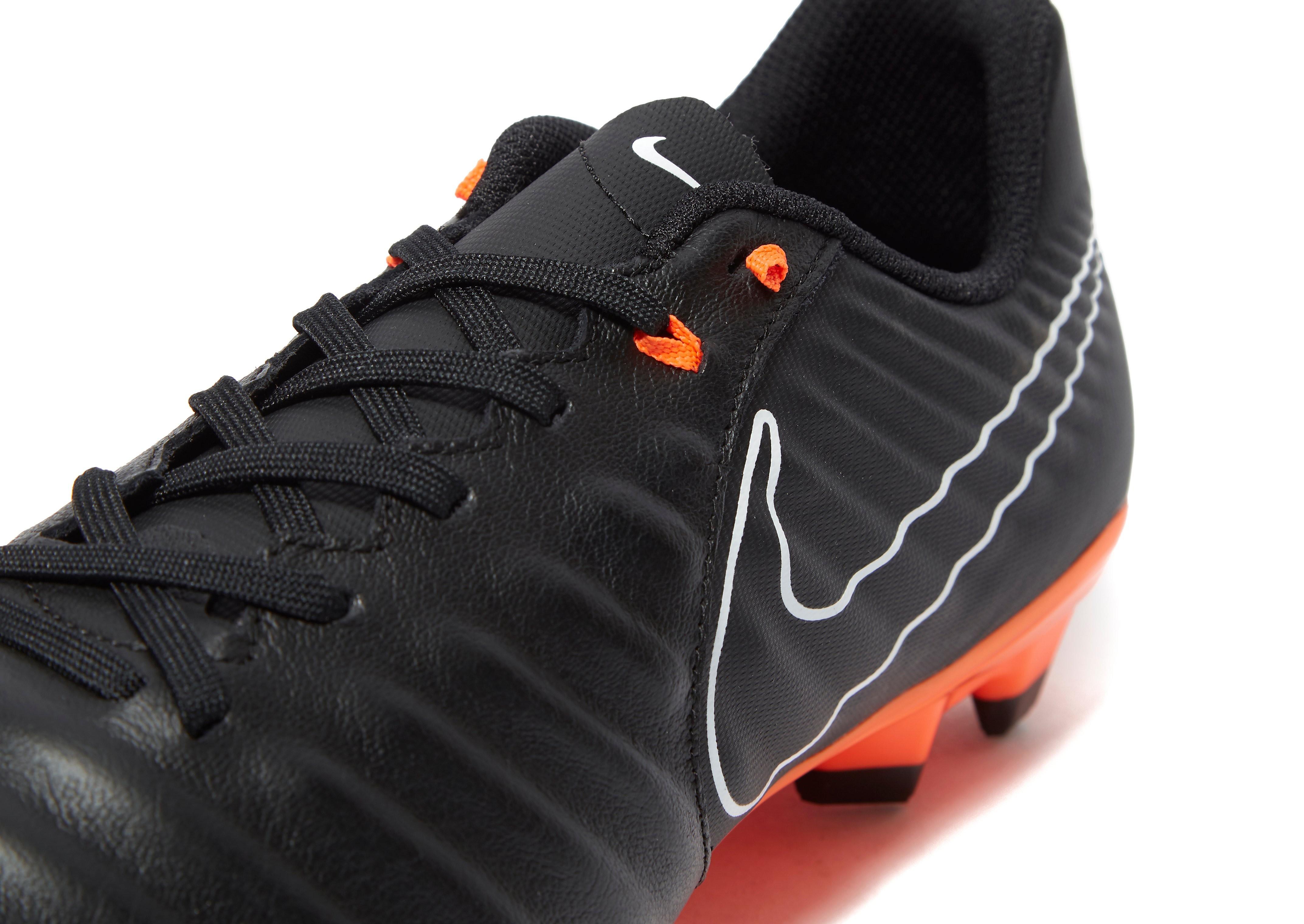 Nike Fast AF Tiempo Academy FG Heren