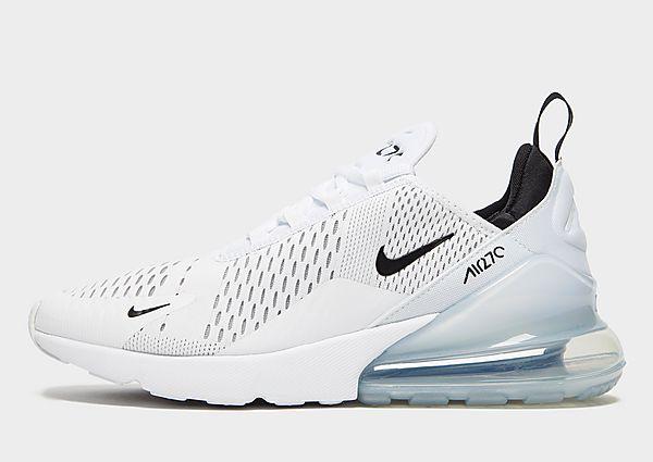 Nike Air Max 270, White/White/Black