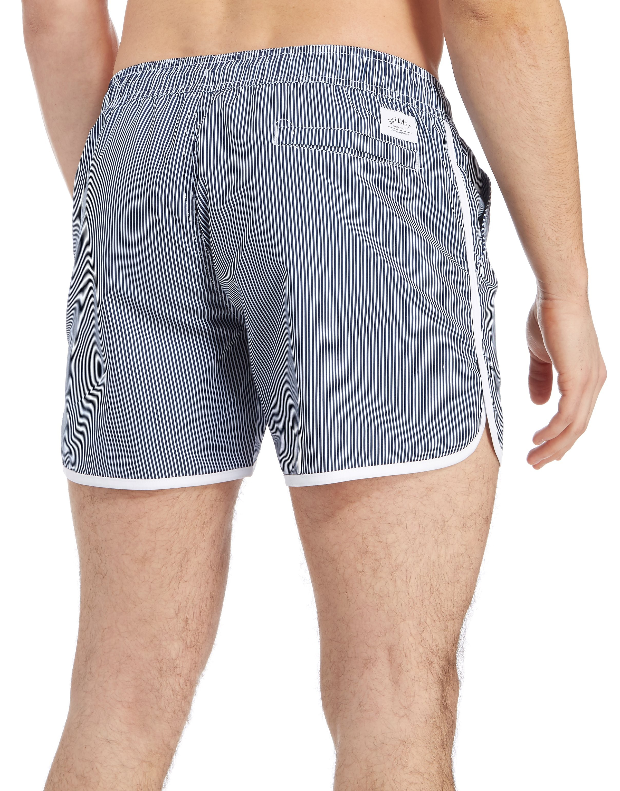Outcast Time Tick Swim Shorts