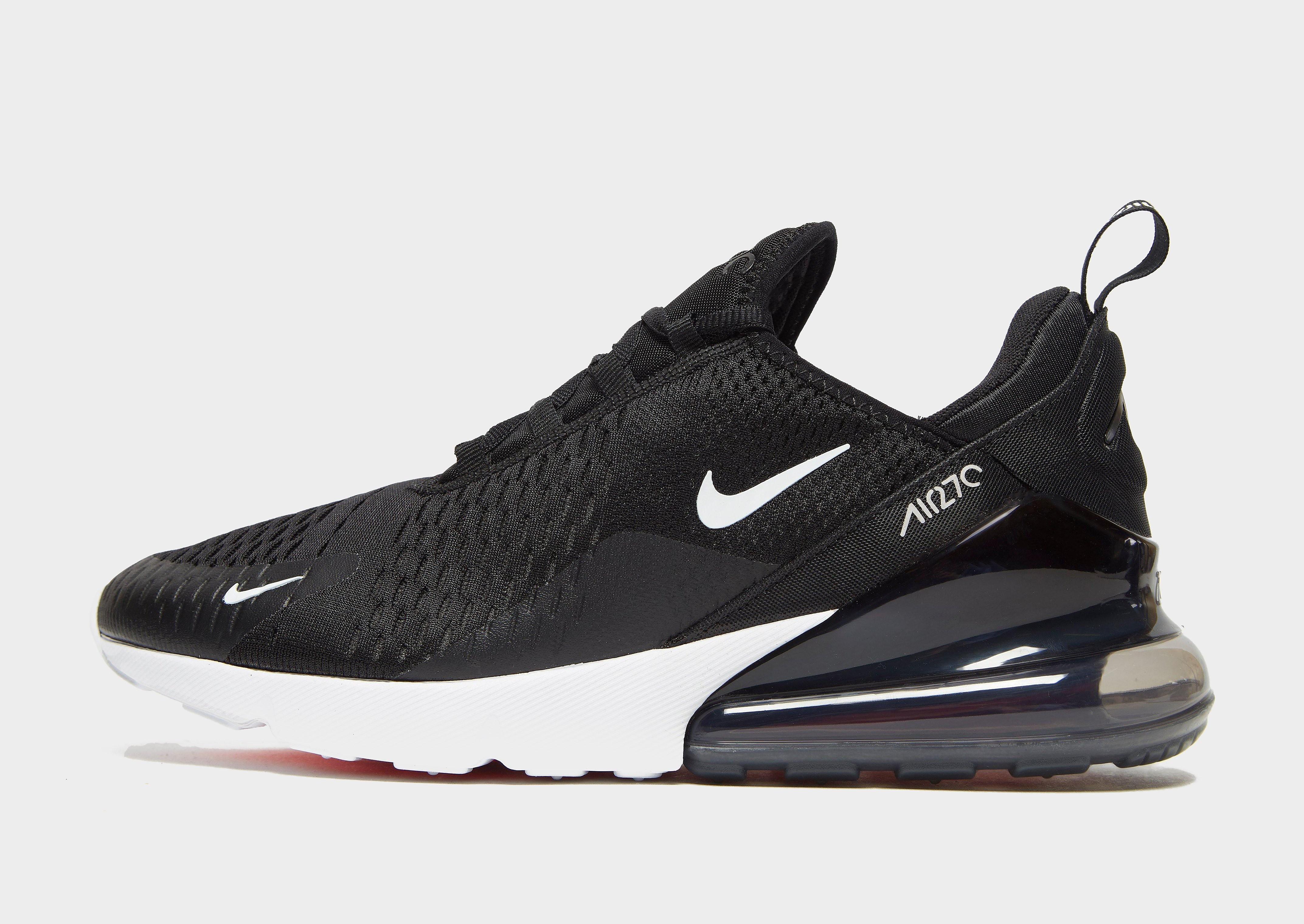 Nike Air Max 270, Negro