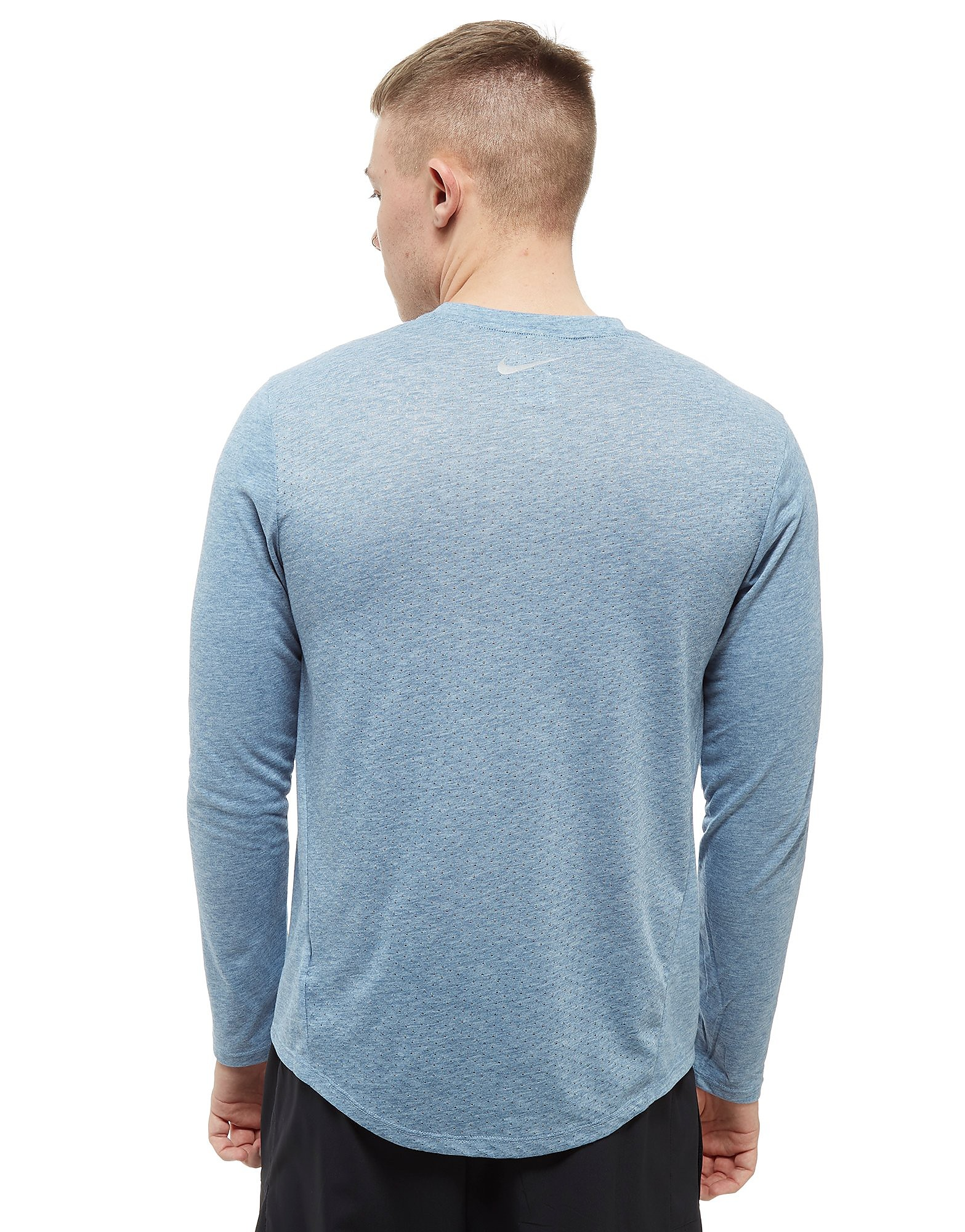 Nike Breathe Tailwind Long Sleeve Top