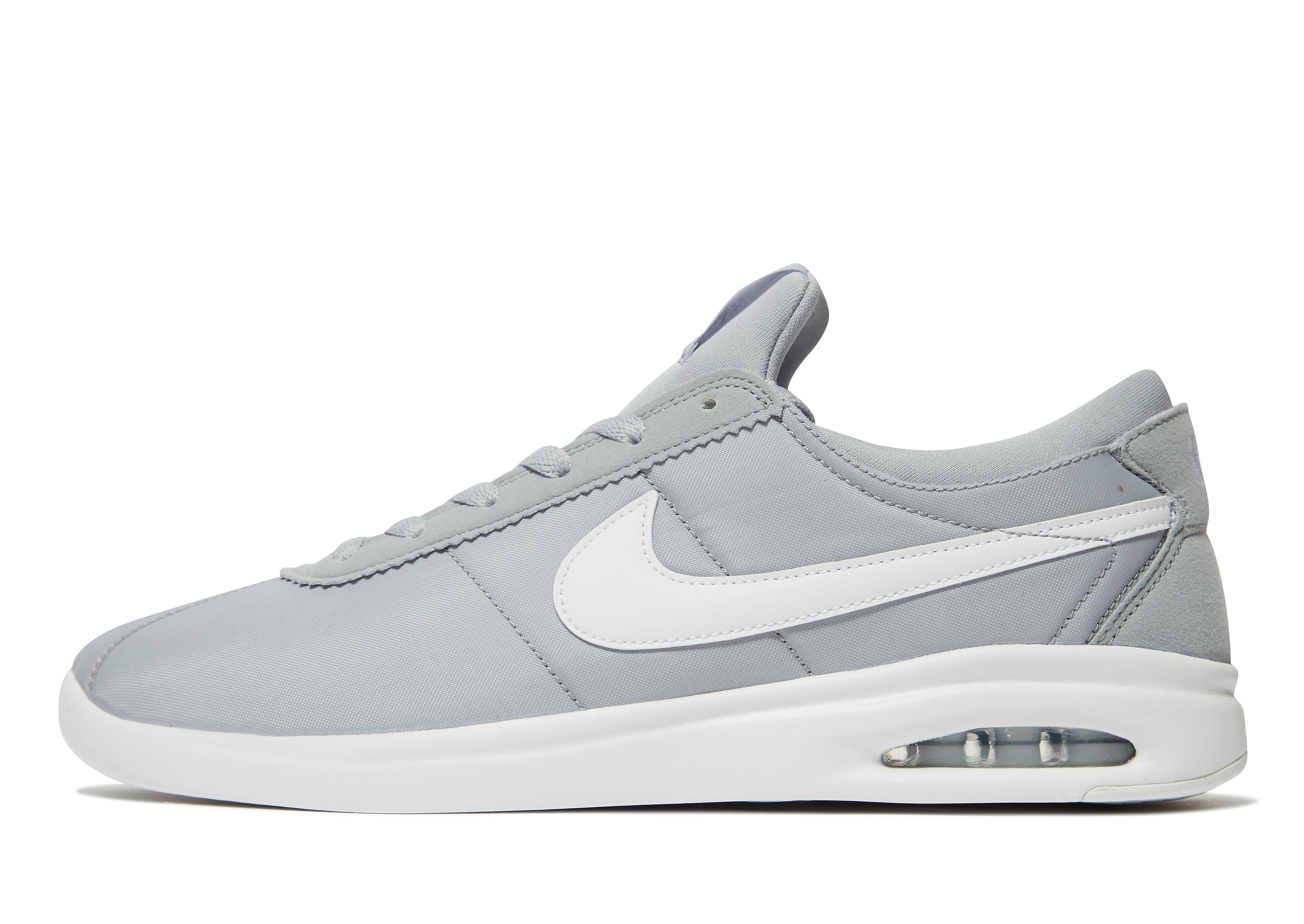 Nike Air Max Bruin Grau-Weiß