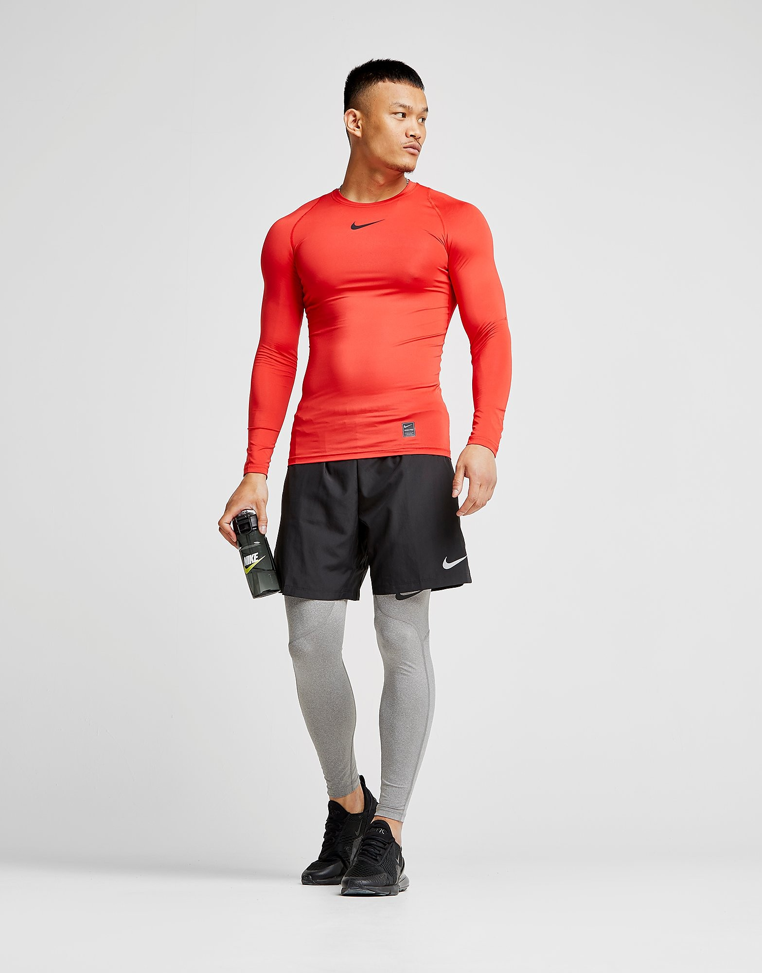 Nike Pro Compression Long Sleeve Top