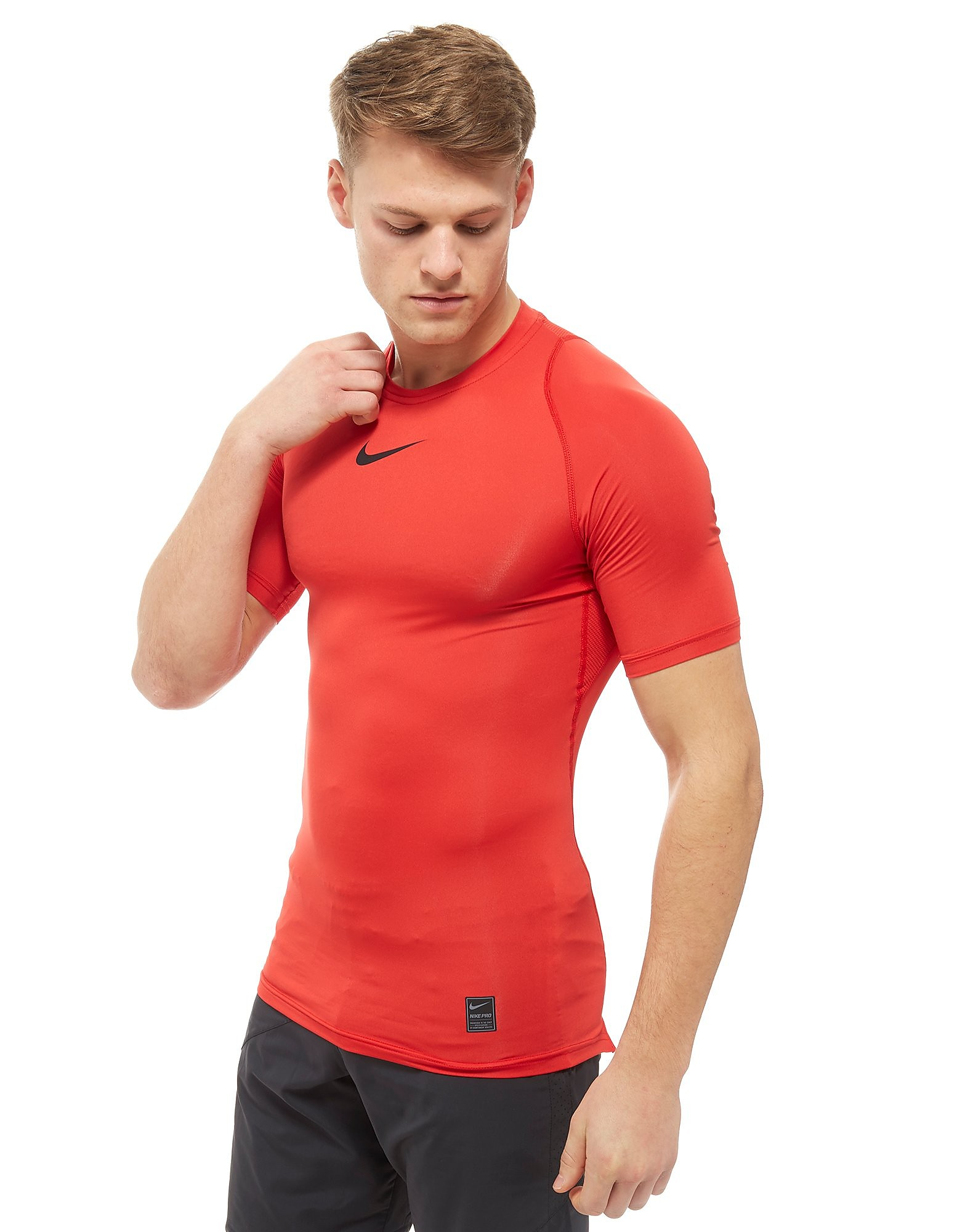 Nike Pro Compression Short Sleeve Top