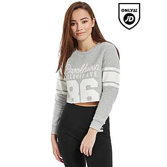 Brookhaven Crop Sweatshirt