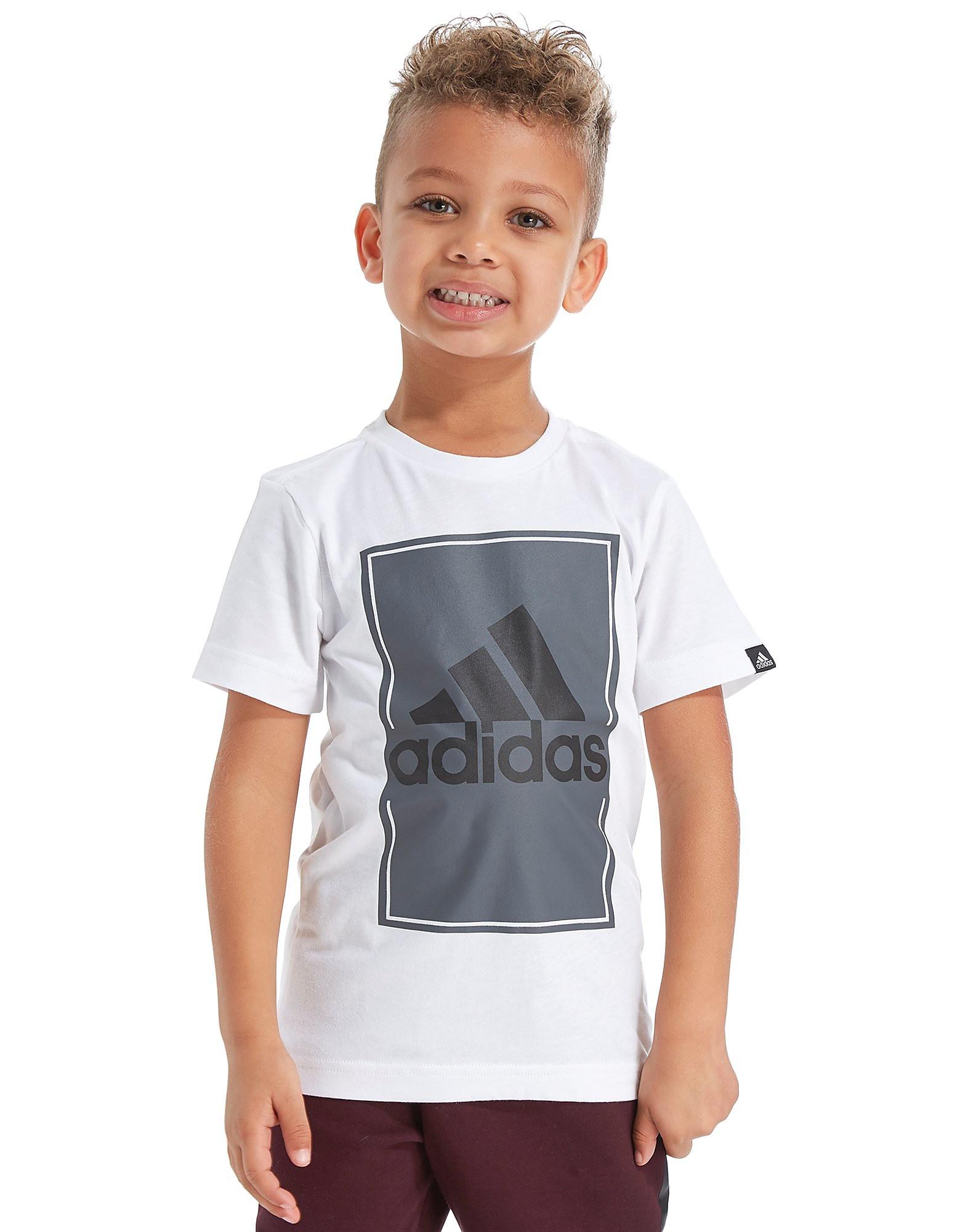 adidas Box T-Shirt Children