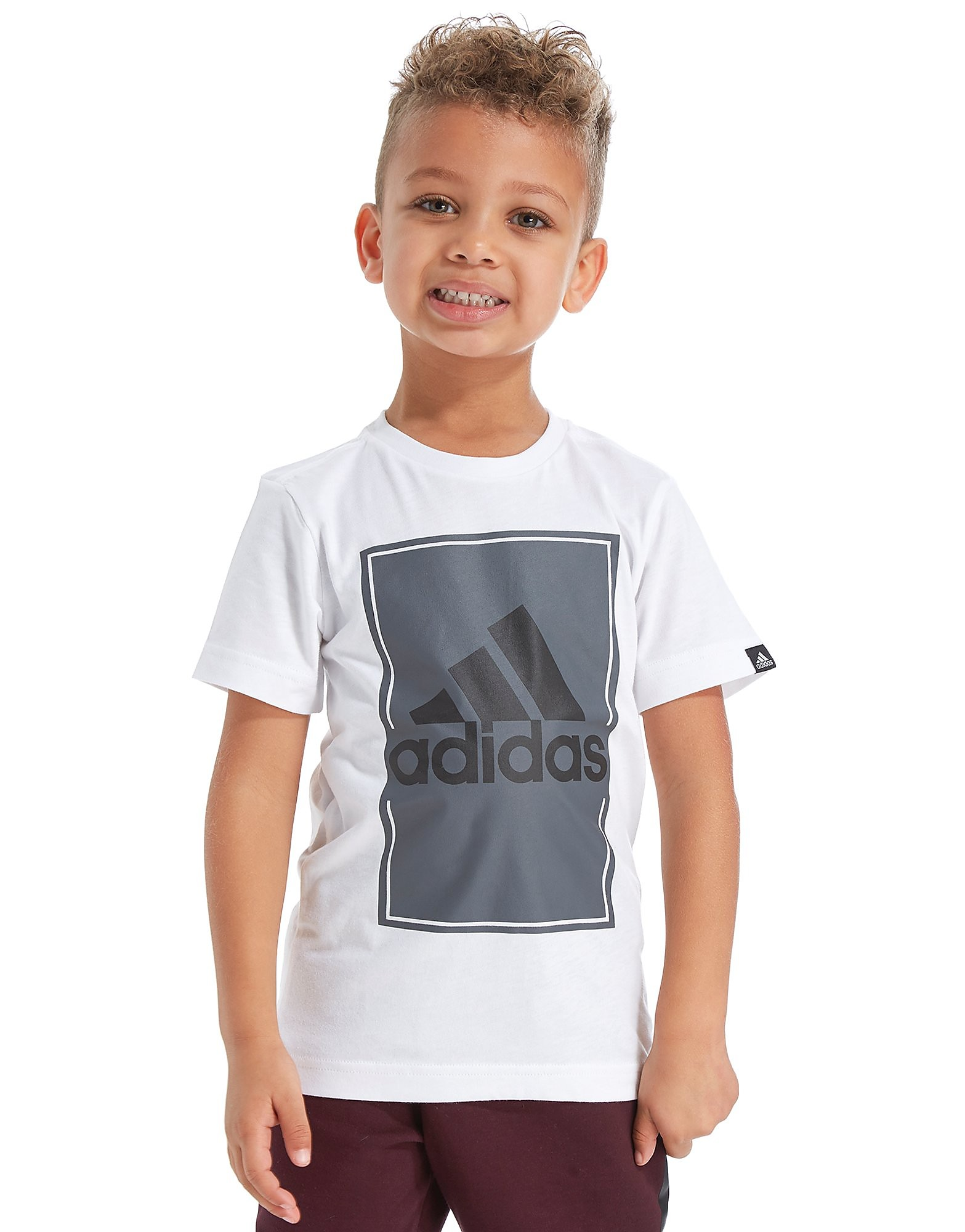adidas Box T-Shirt Children