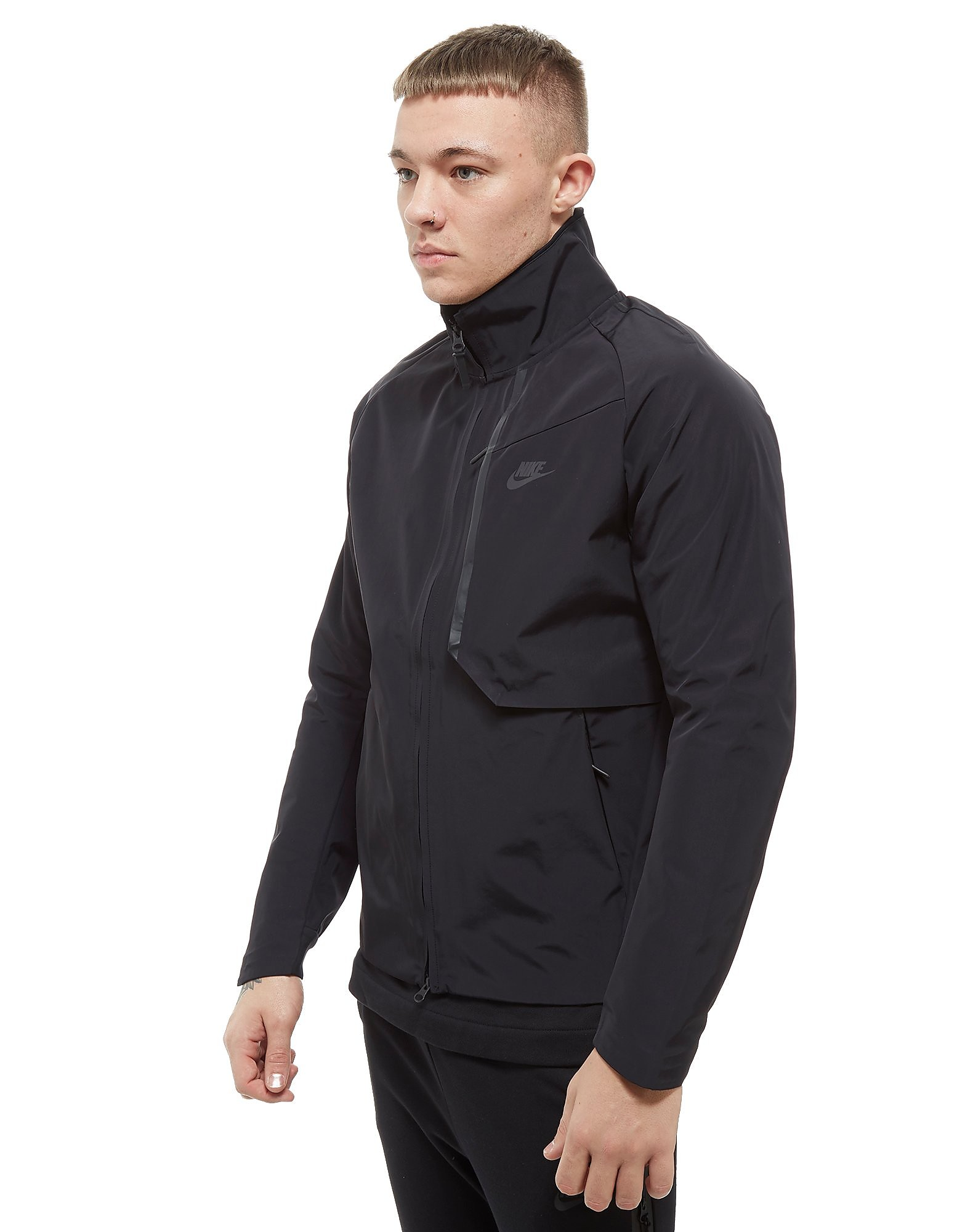 Nike Tech Woven Track Jacket Heren - Zwart - Heren