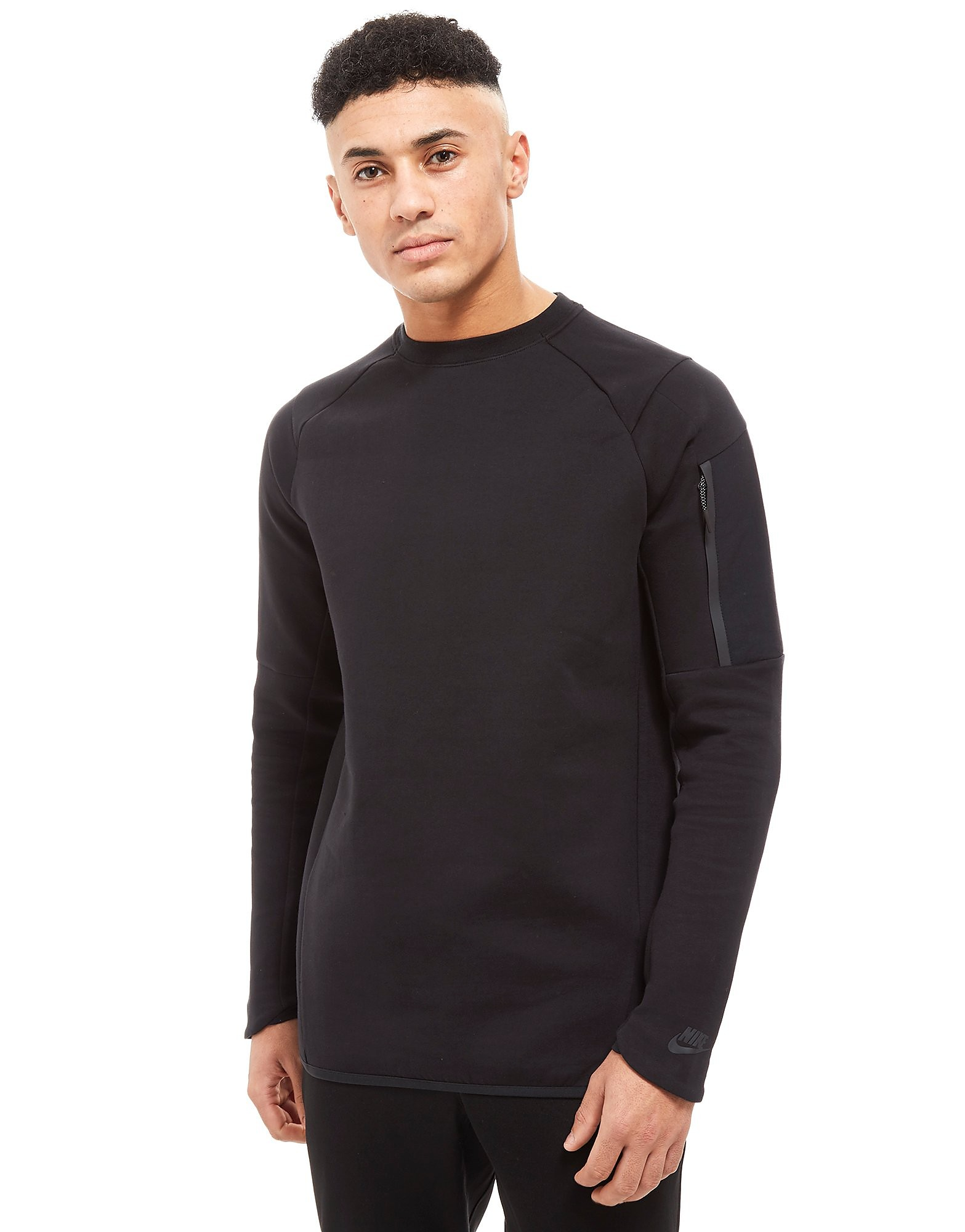 Nike Tech 2.0 Fleece Crew Sweatshirt Heren