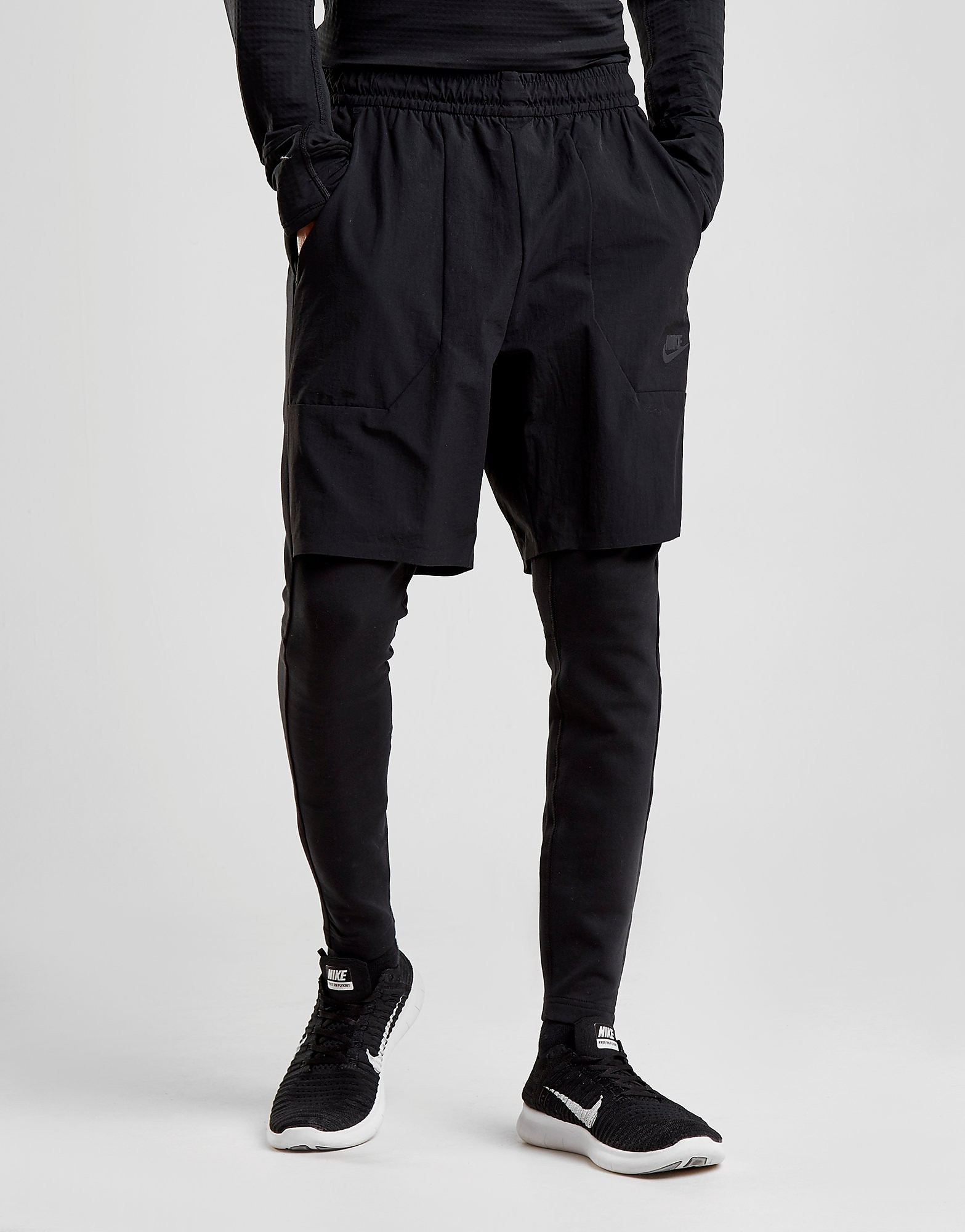 Nike Pantalon Tech Fleece 2 en 1