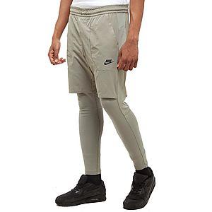41cd56658c38 Nike Tech Fleece 2 in 1 Pants ...