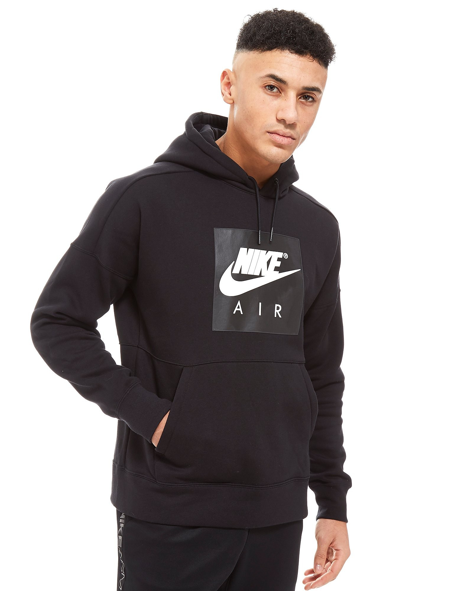 Nike Air Overhead Colourblock Hoodie