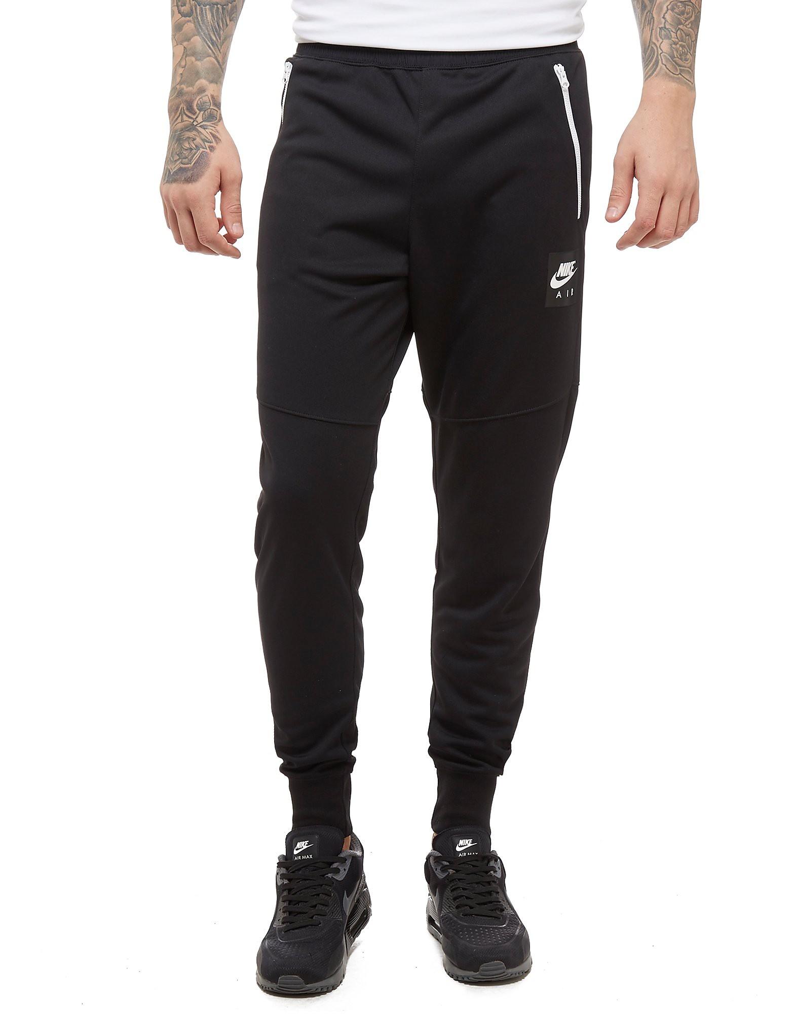 Nike Air Poly Hosen Schwarz-Weiß