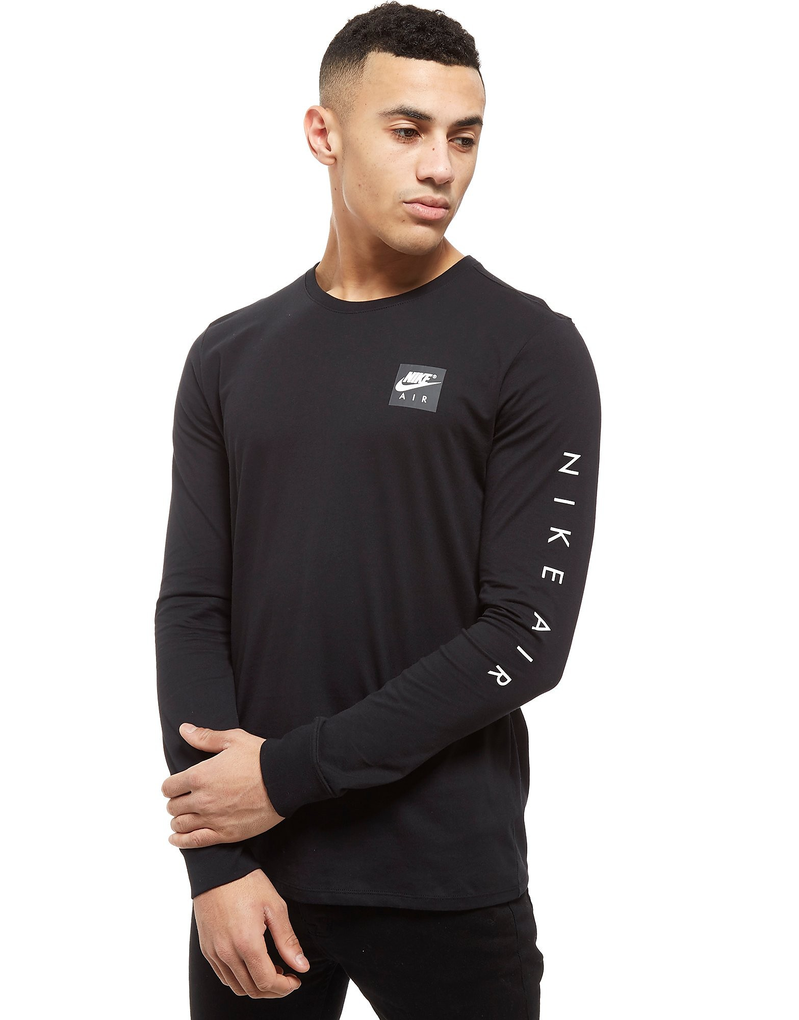 Nike Air Long Sleeve T-Shirt Heren
